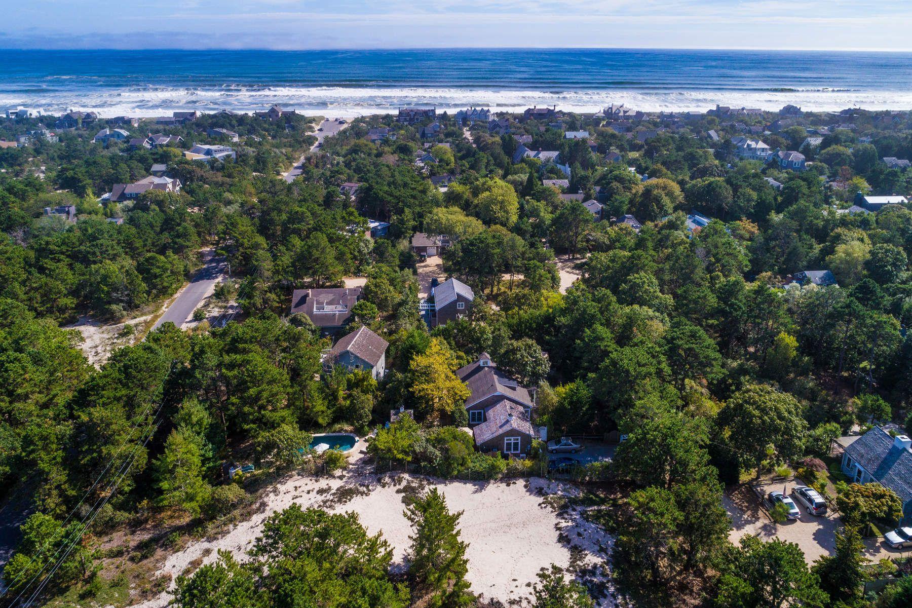 Single Family Home for Rent at Amagansett Dunes Beach House 41 Hampton Lane Amagansett, New York 11930 United States