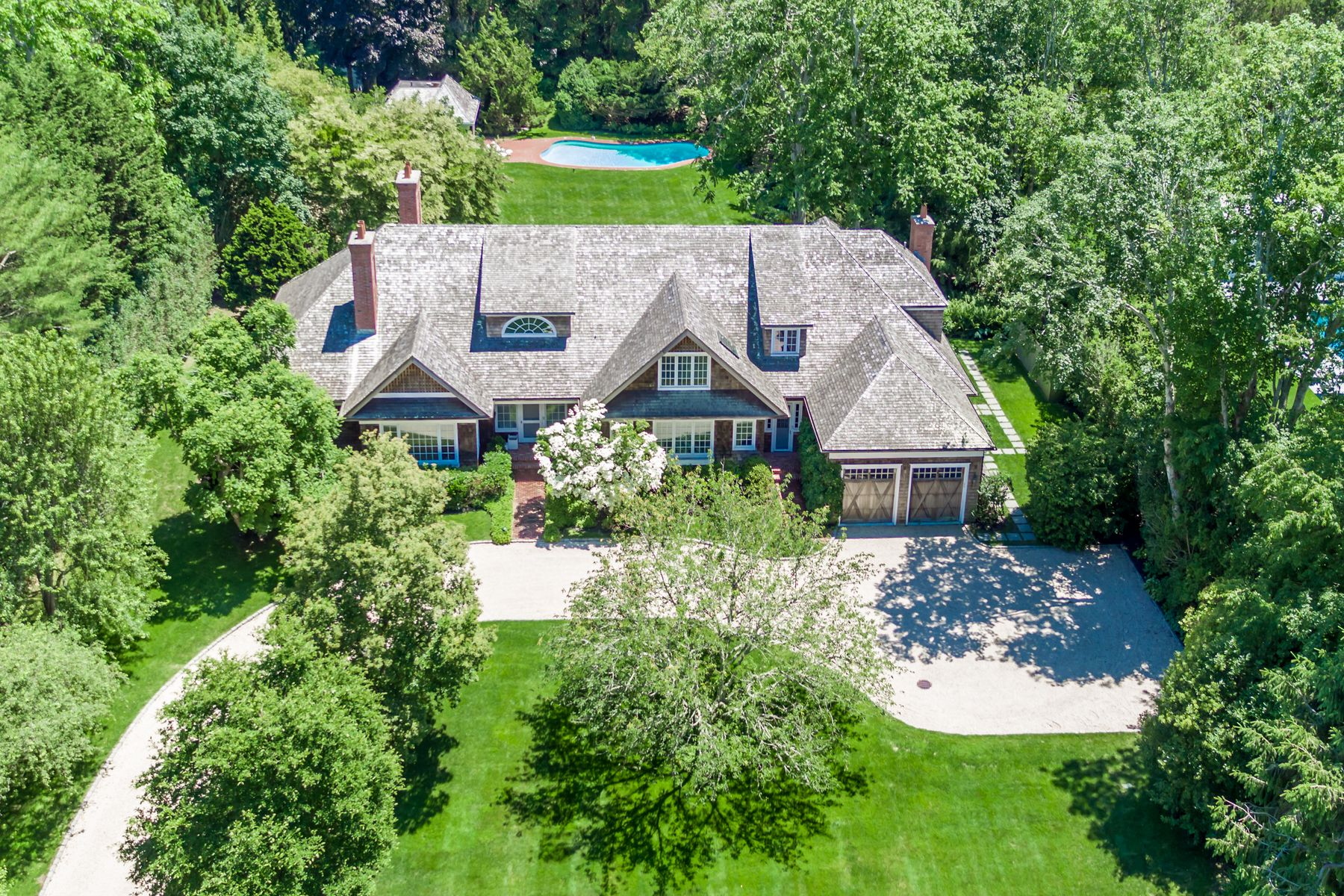 Single Family Home for Rent at Hither Lane Gated Estate 78 Hither Lane East Hampton, New York 11937 United States