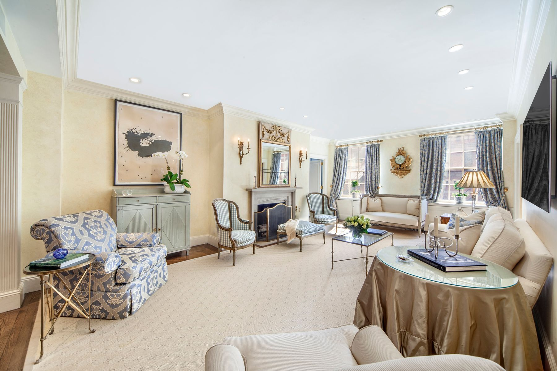 Co-op Properties for Sale at 655 Park Avenue Apt 4E New York, NY 655 Park Avenue 4E New York, New York 10065 United States