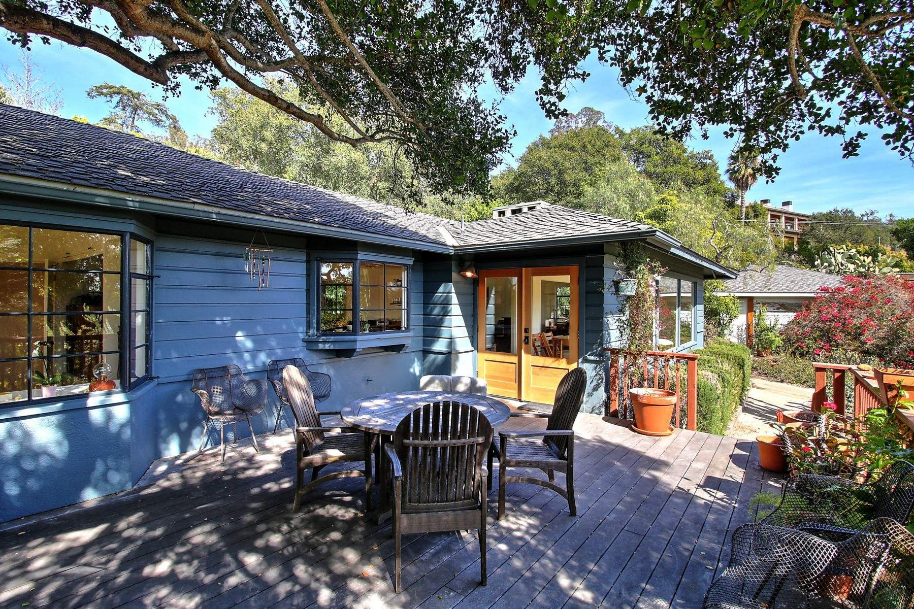 Single Family Home for Sale at Mid-Century Montecito Home 820 Alston Road, Santa Barbara, California, 93108 United States