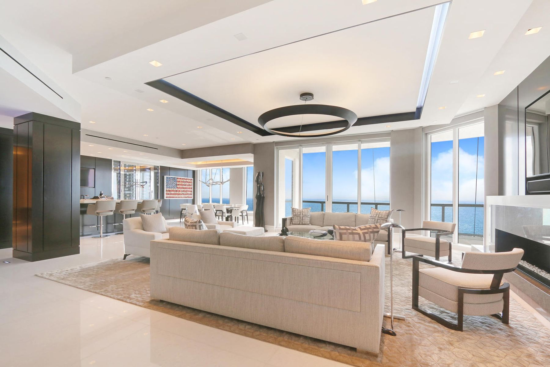 Condominium for Active at Breathtaking Direct Ocean Views 2700 N Ocean Drive Unit PH-1A Singer Island, Florida 33404 United States