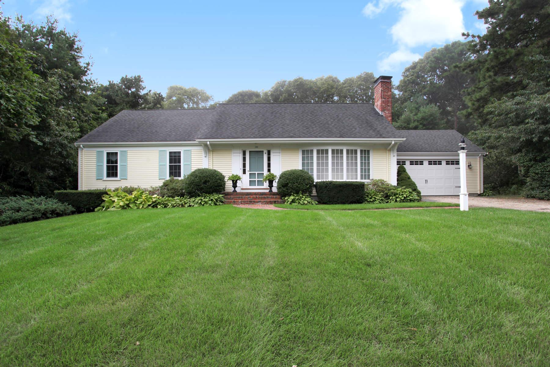 Maison unifamiliale pour l Vente à Oyster Hills Neighborhood Charmer 35 Spice Lane, Osterville, Massachusetts, 02655 États-Unis