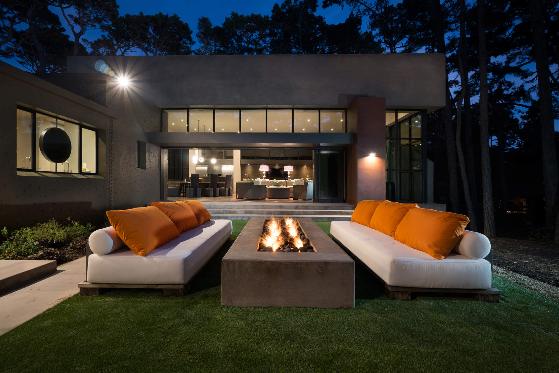Additional photo for property listing at Contemporary Del Monte Forest Estate 4064 Ronda Road Pebble Beach, California 93953 United States