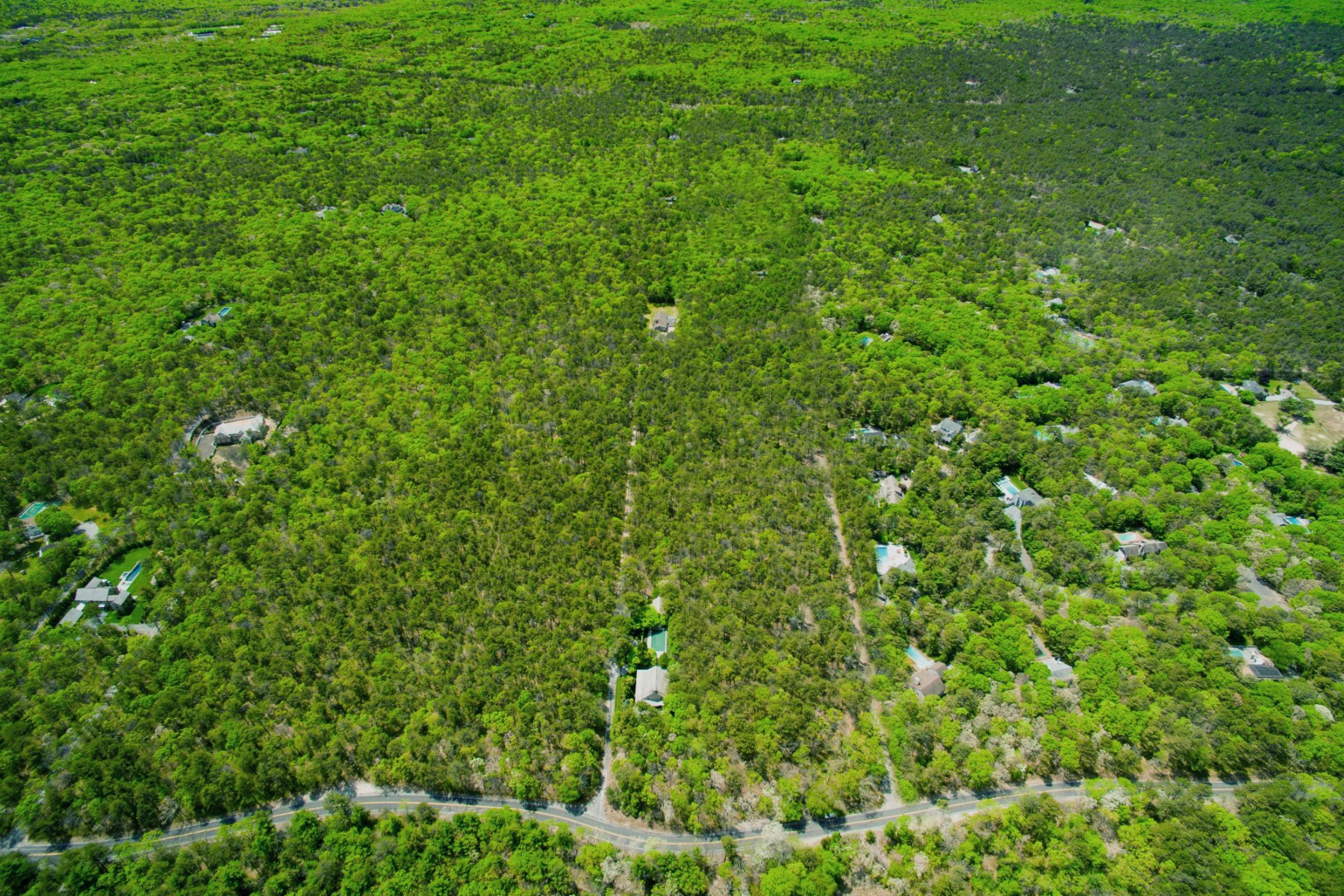 Land for Sale at NORTHWEST ACREAGE IN PRIVATE SUBDIVISION 139 Springy Banks, Lot 1 East Hampton, New York, 11937 United States