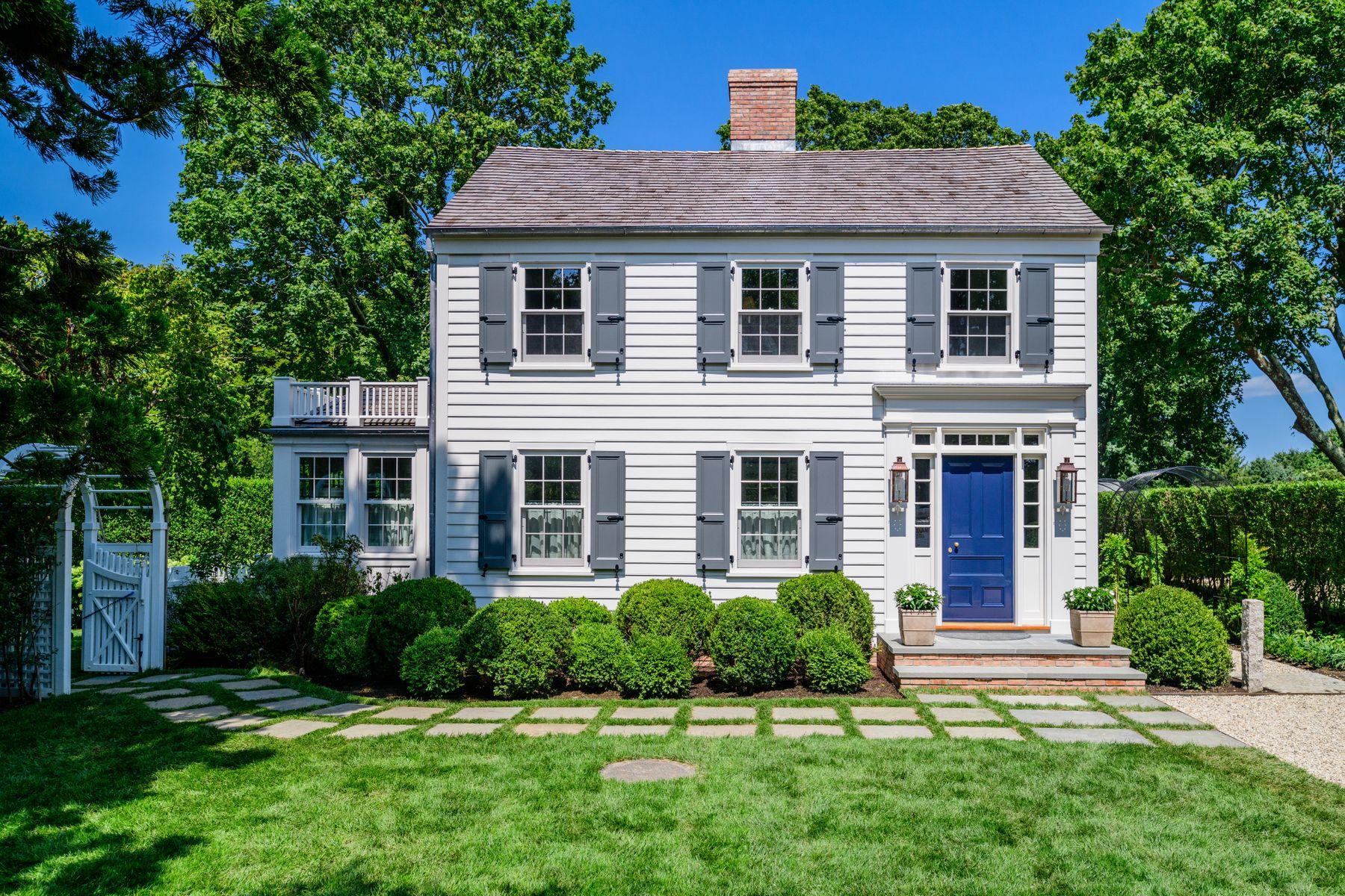 Single Family Home for Active at New Construction in Bridgehampton Bridgehampton, New York 11932 United States