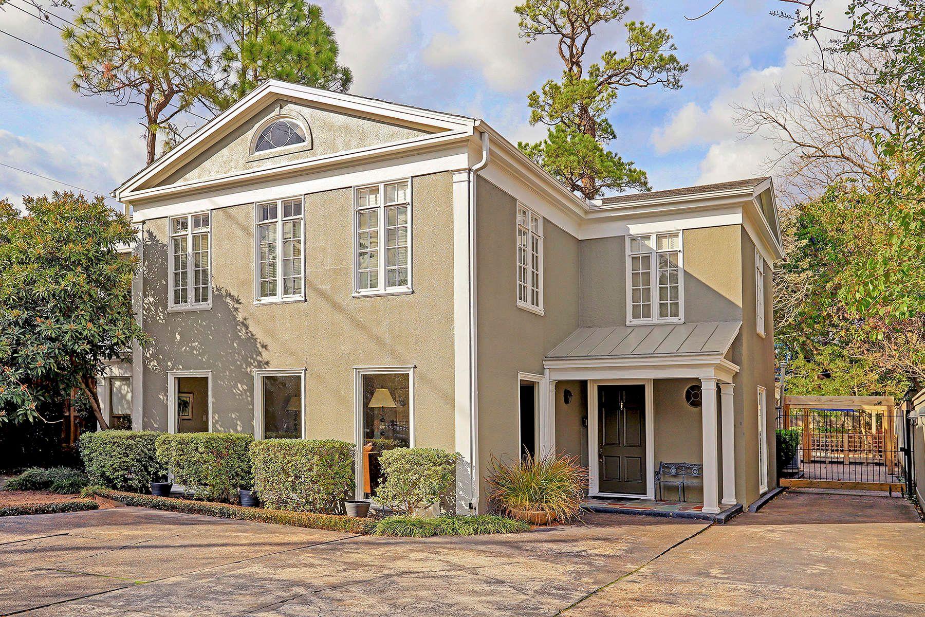 واحد منزل الأسرة للـ Sale في 3044 San Felipe Street Houston, Texas, 77019 United States