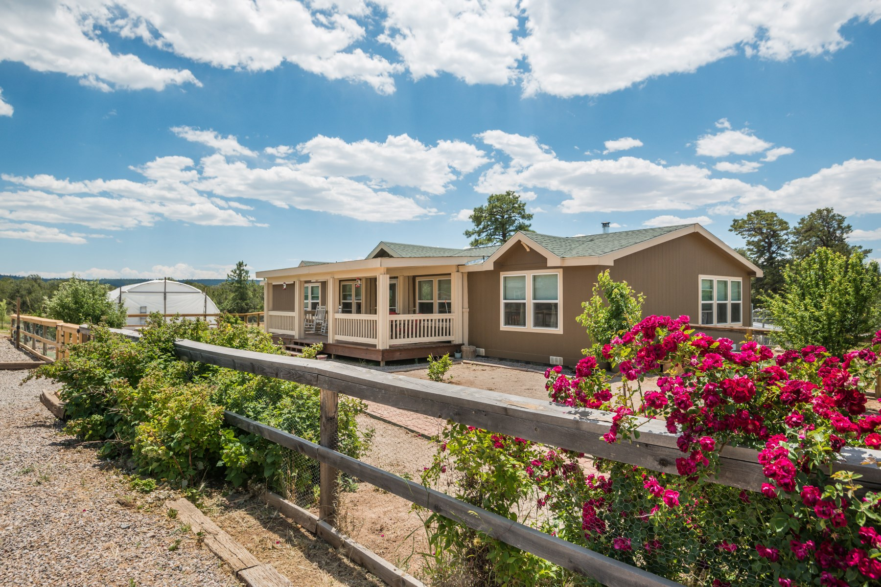 Single Family Home for Sale at 243976 US Highway 84 24397 Highway 84, Cebolla, New Mexico, 87518 United States