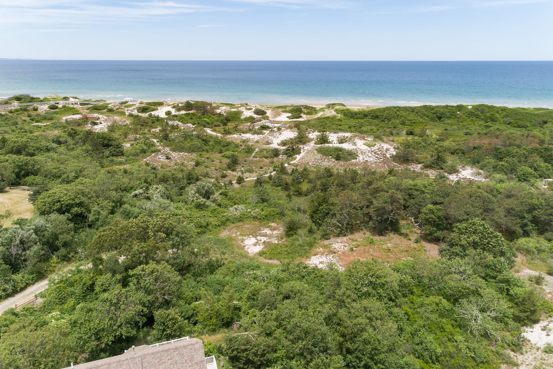 Land for Active at Parcel with Cape Cod Views 40 Leonard Road East Sandwich, Massachusetts 02537 United States