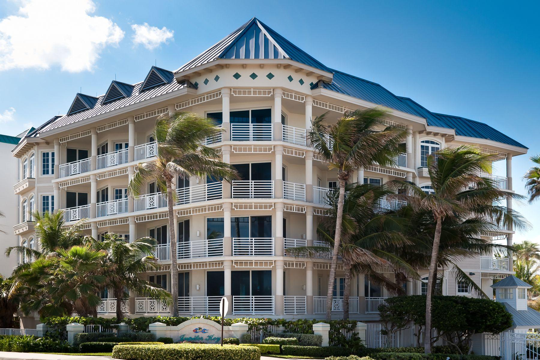Condominiums for Sale at 120 Jupiter Key Rd Apt 1, Jupiter, Florida 33477 United States
