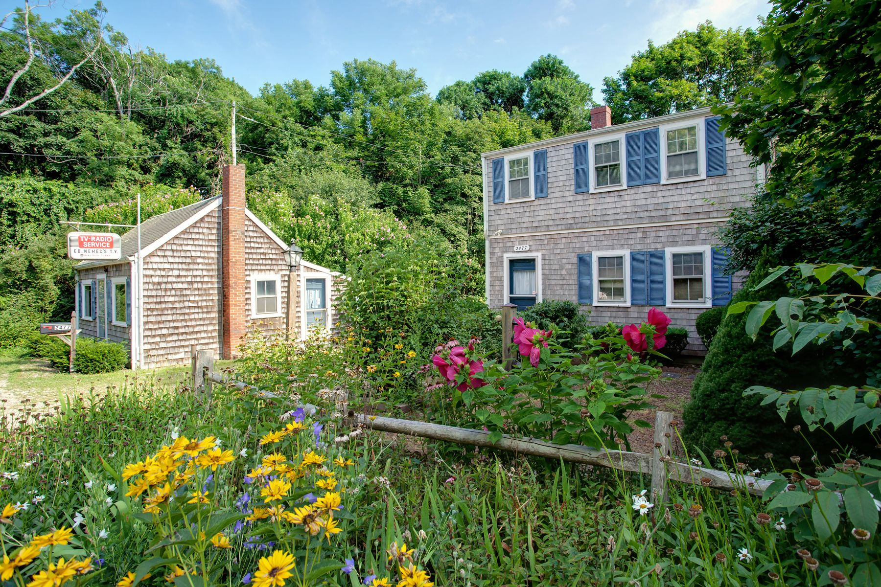Single Family Home for Active at 2477 Main Street West Barnstable, Massachusetts 02668 United States