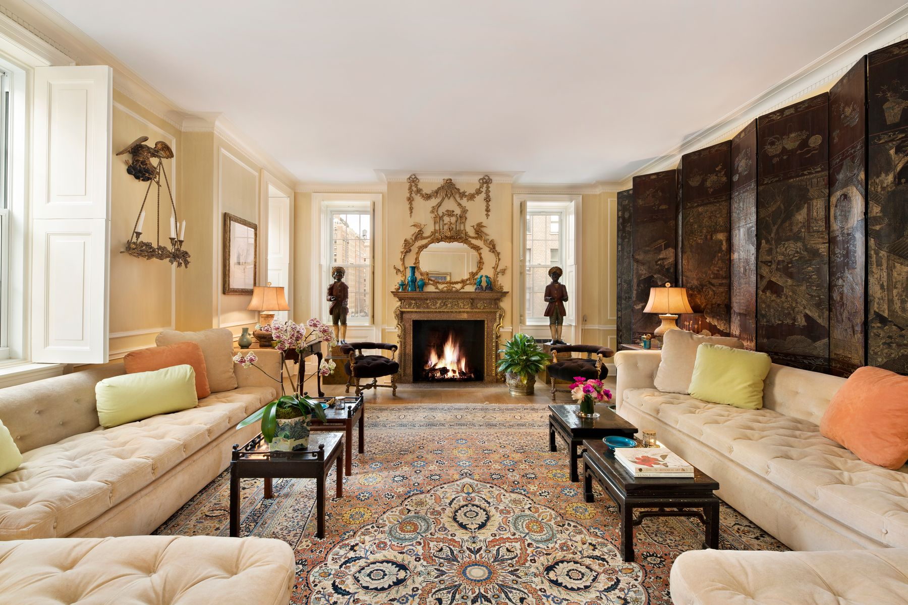 co-op properties for Sale at 895 Park Avenue, 6/7A 895 Park Avenue 6/7A New York, New York 10075 United States
