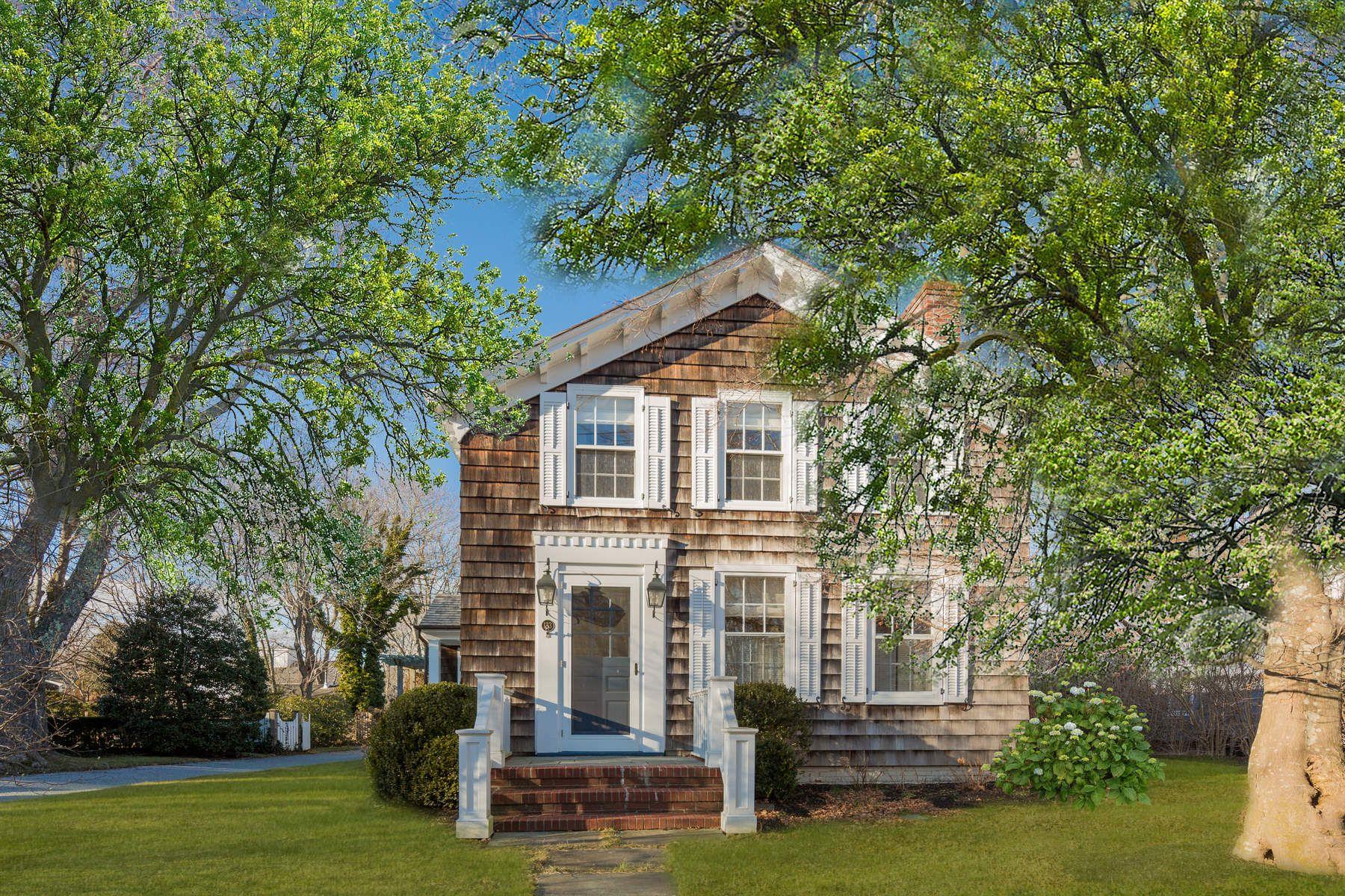 Tek Ailelik Ev için Satış at Sag Harbor Village Renovated Home 133 Jermain Avenue, Sag Harbor, New York, 11963 Amerika Birleşik Devletleri