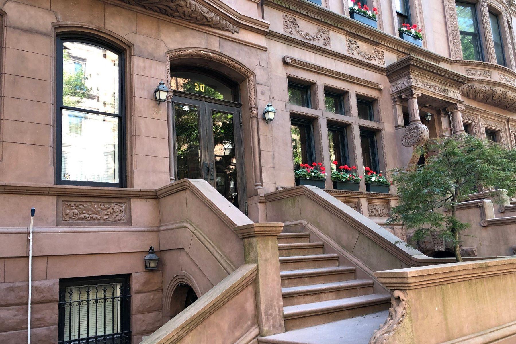 Casa unifamiliar adosada (Townhouse) por un Alquiler en 30 West 89th Street, Apt 2 30 West 89th Street Apt 2 New York, Nueva York 10024 Estados Unidos