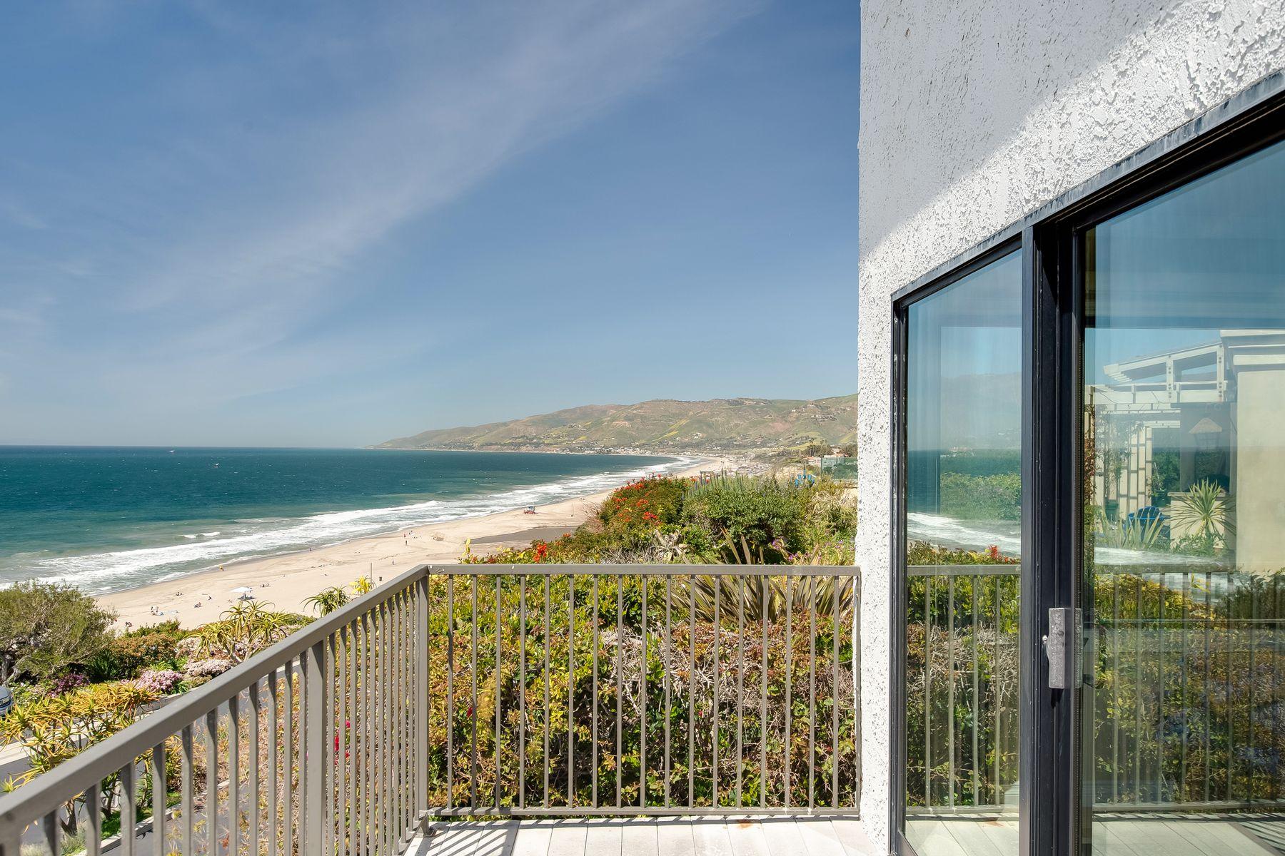 townhouses for Active at Malibu - Spectacular Beach & Coastline 29717 Zuma Bay Way Malibu, California 90265 United States