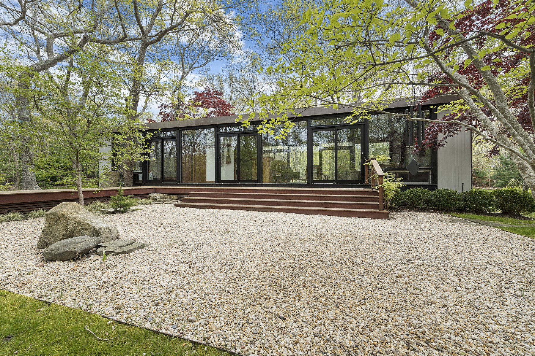 Single Family Home for Sale at Amenity 233 Red Dirt Road Amagansett, New York, 11930 United States