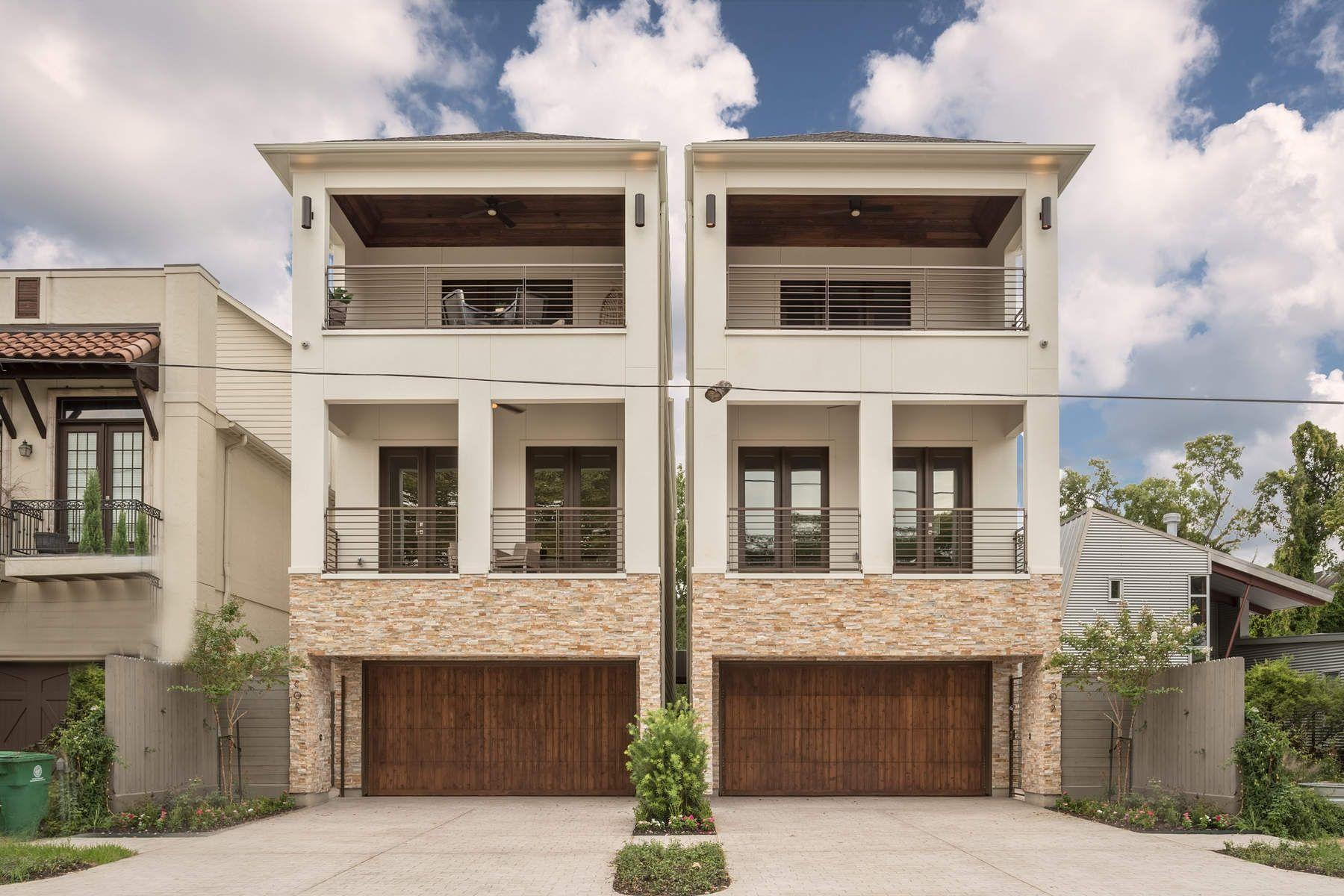 独户住宅 为 销售 在 206 Malone Street 休斯顿, 得克萨斯州, 77007 美国
