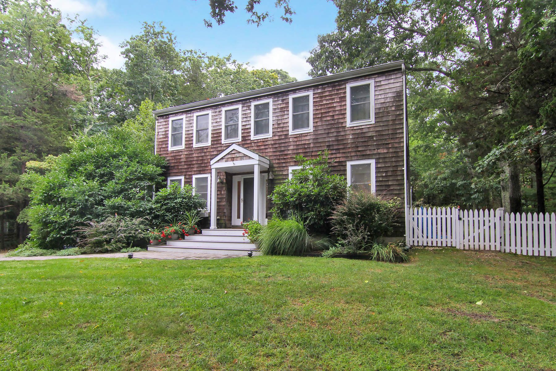 Single Family Home for Rent at Waterfront Community 1 Bittersweet Lane Sag Harbor, New York 11963 United States