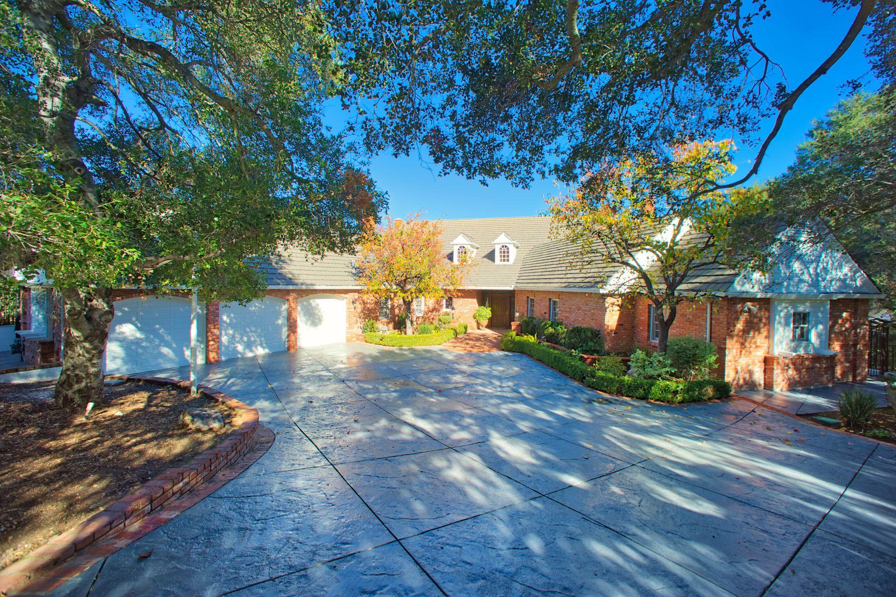 Single Family Homes for Sale at 506 Oakhampton Street Thousand Oaks, California 91361 United States