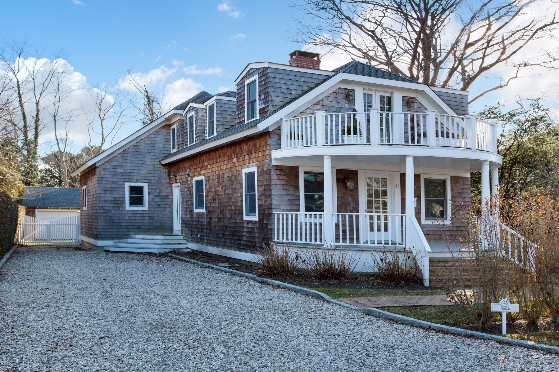 Single Family Home for Rent at Southampton Village Summer Escape Southampton, New York 11968 United States