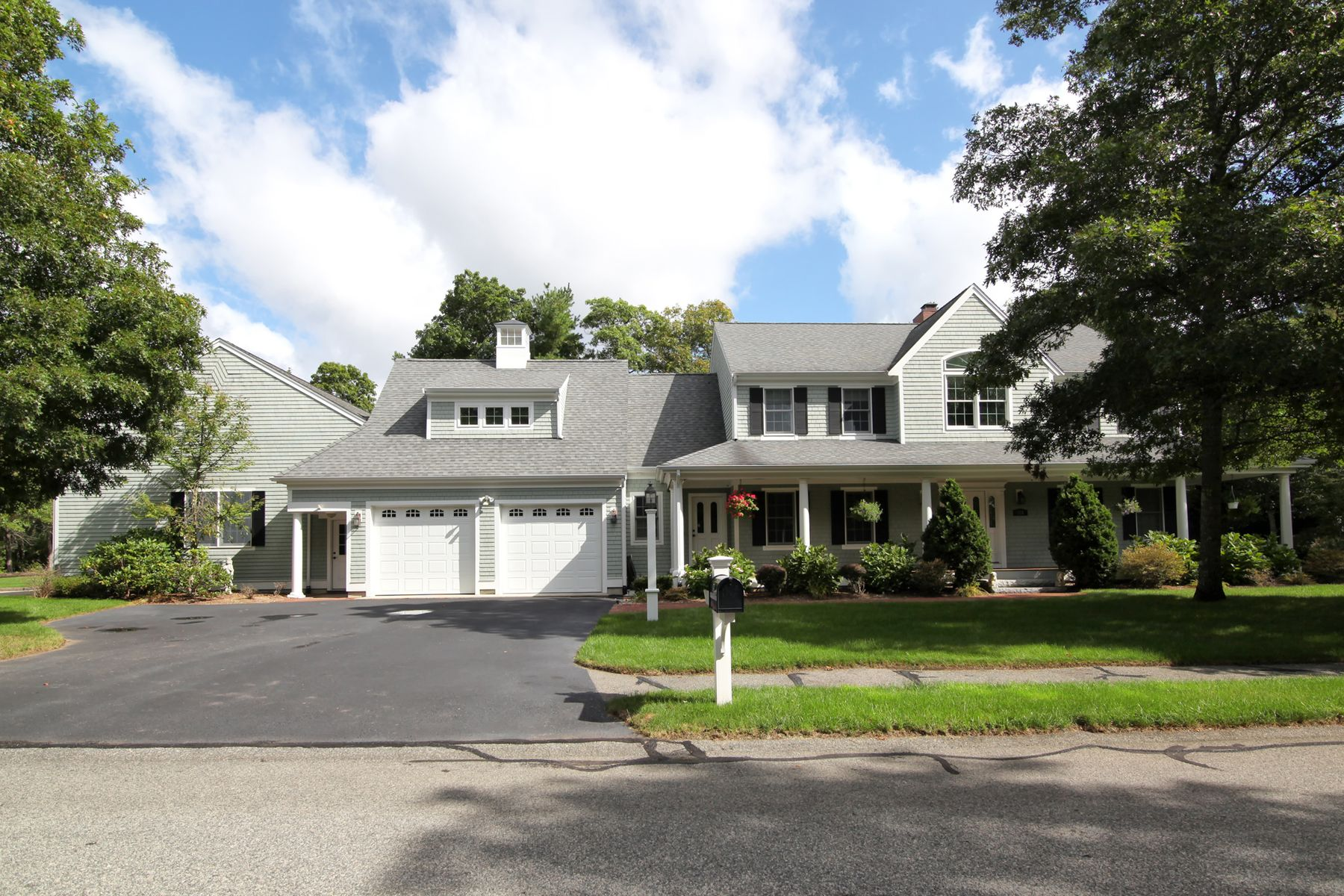 Single Family Home for Active at 174 Rickenbacker Road, East Falmouth 174 Rickenbacker Road Falmouth, Massachusetts 02536 United States