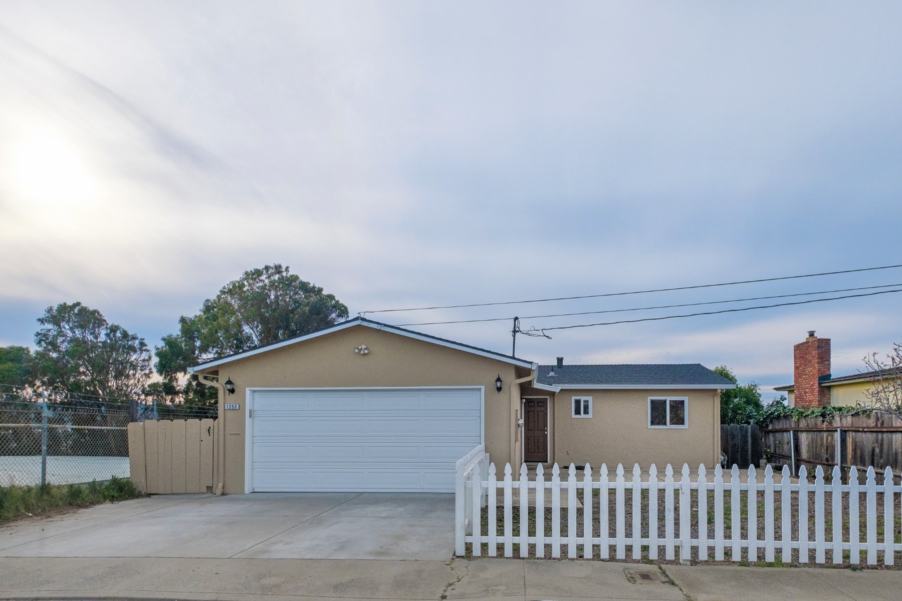 Single Family Home for Sale at Amazing Hilltop End of the Road Views 1253 Soto Street Seaside, California, 93955 United States