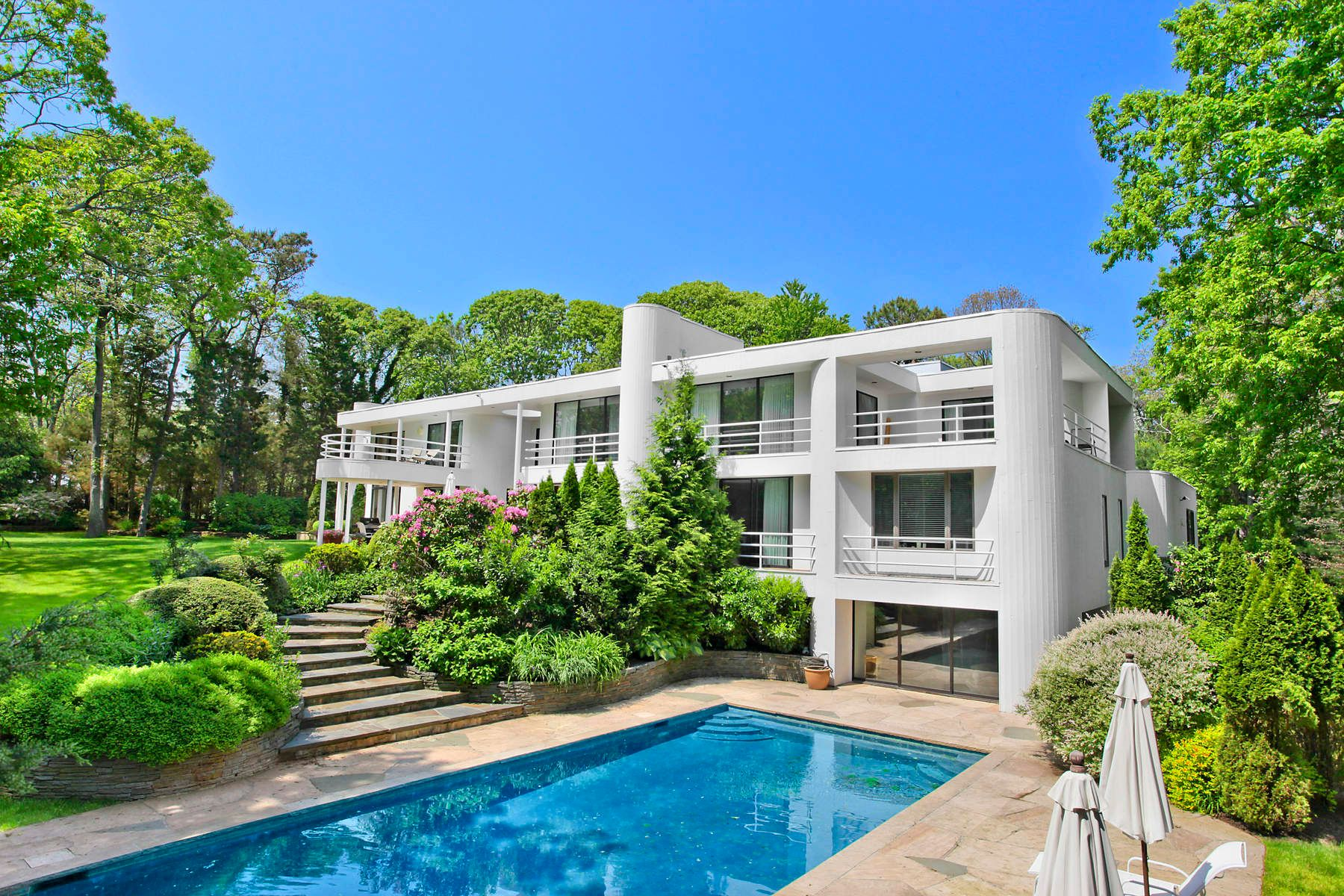 Single Family Home for Rent at Georgica Gem 5 Bailow Lane East Hampton, New York 11937 United States