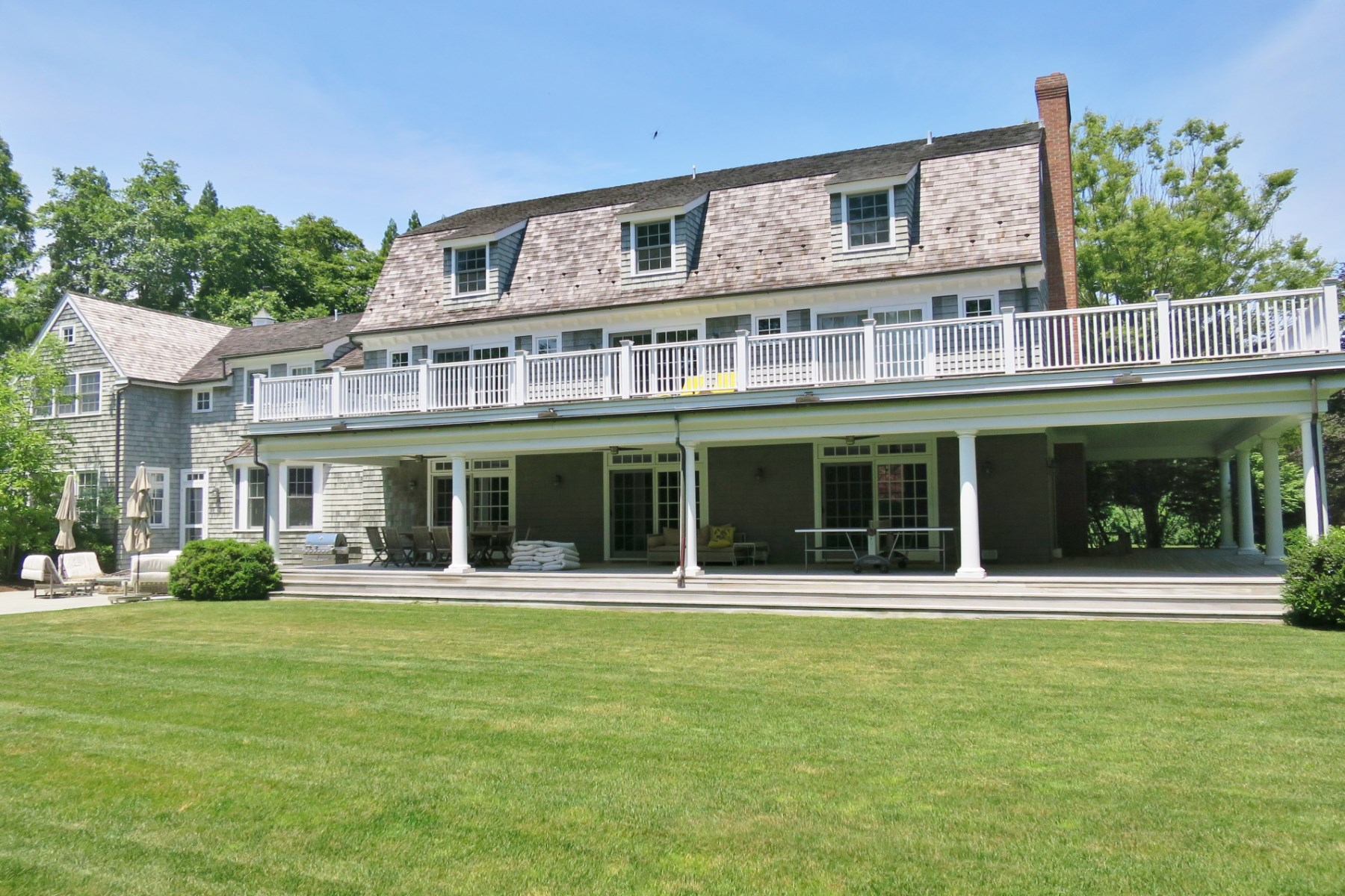 Single Family Home for Rent at Georgica Estate 24 Jericho Close East Hampton, New York 11937 United States