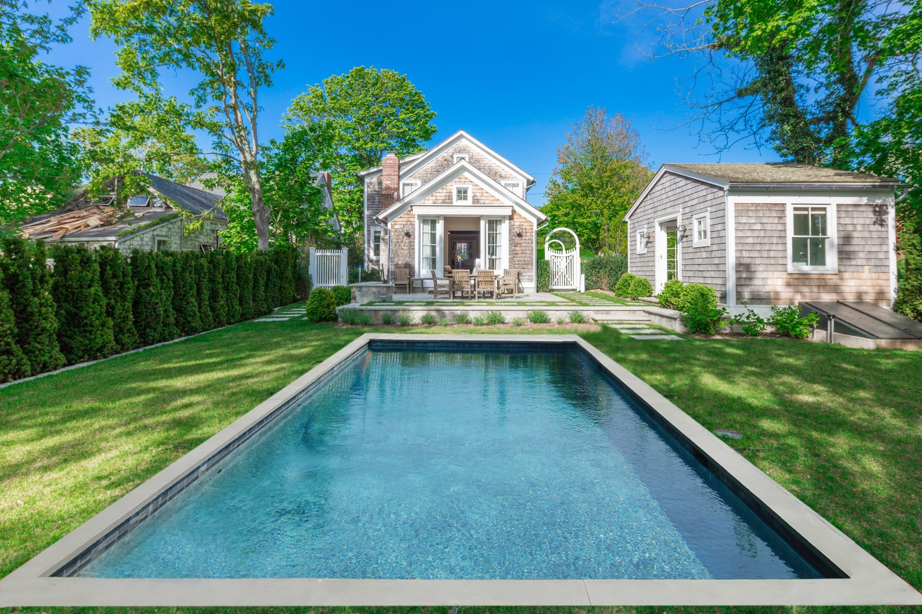 Single Family Home for Rent at Howard Street Dream House 35 Howard Street Sag Harbor, New York 11963 United States