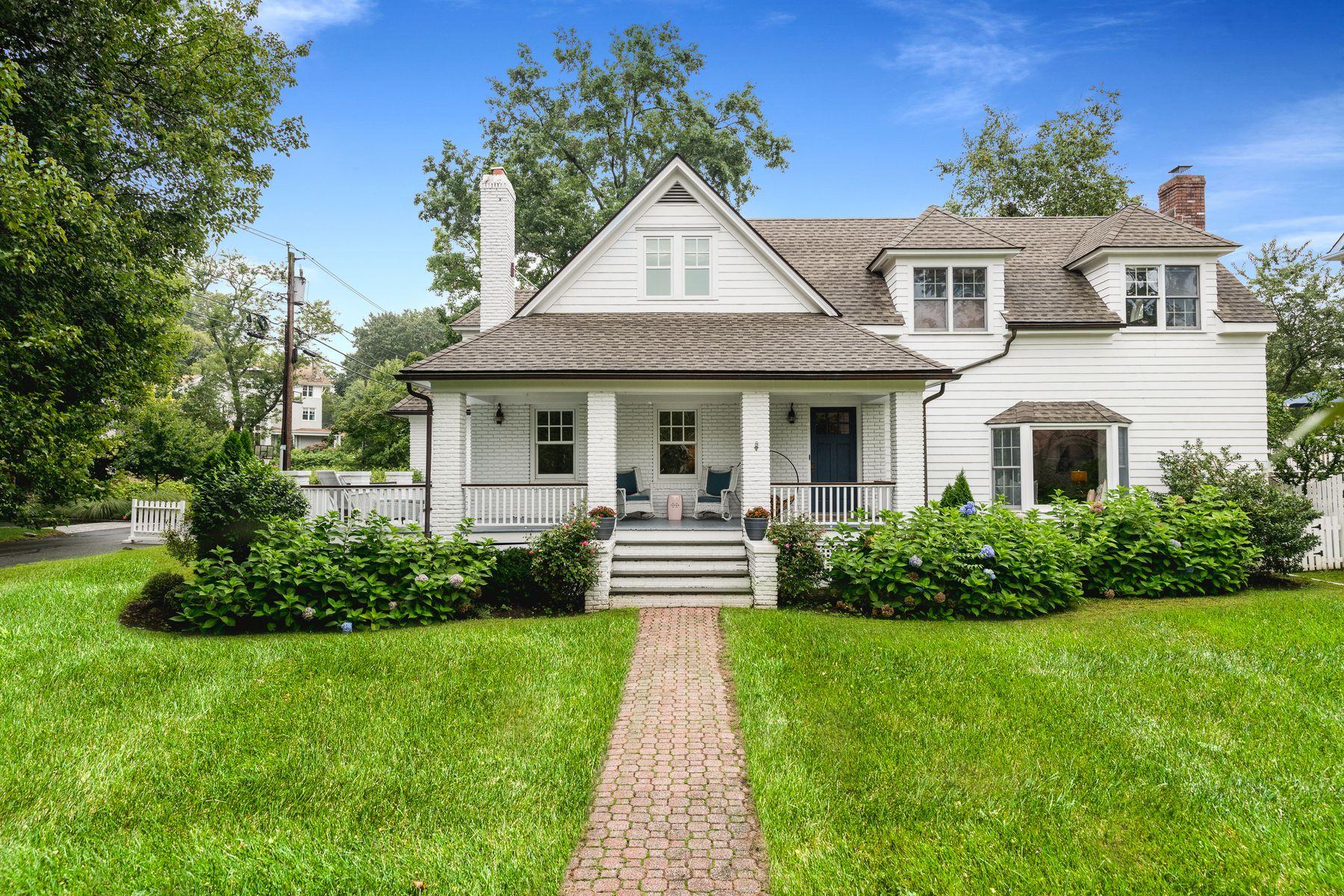 Casa Unifamiliar por un Venta en 2 Grimes Road 2 Grimes Road Old Greenwich, Connecticut 06870 Estados Unidos