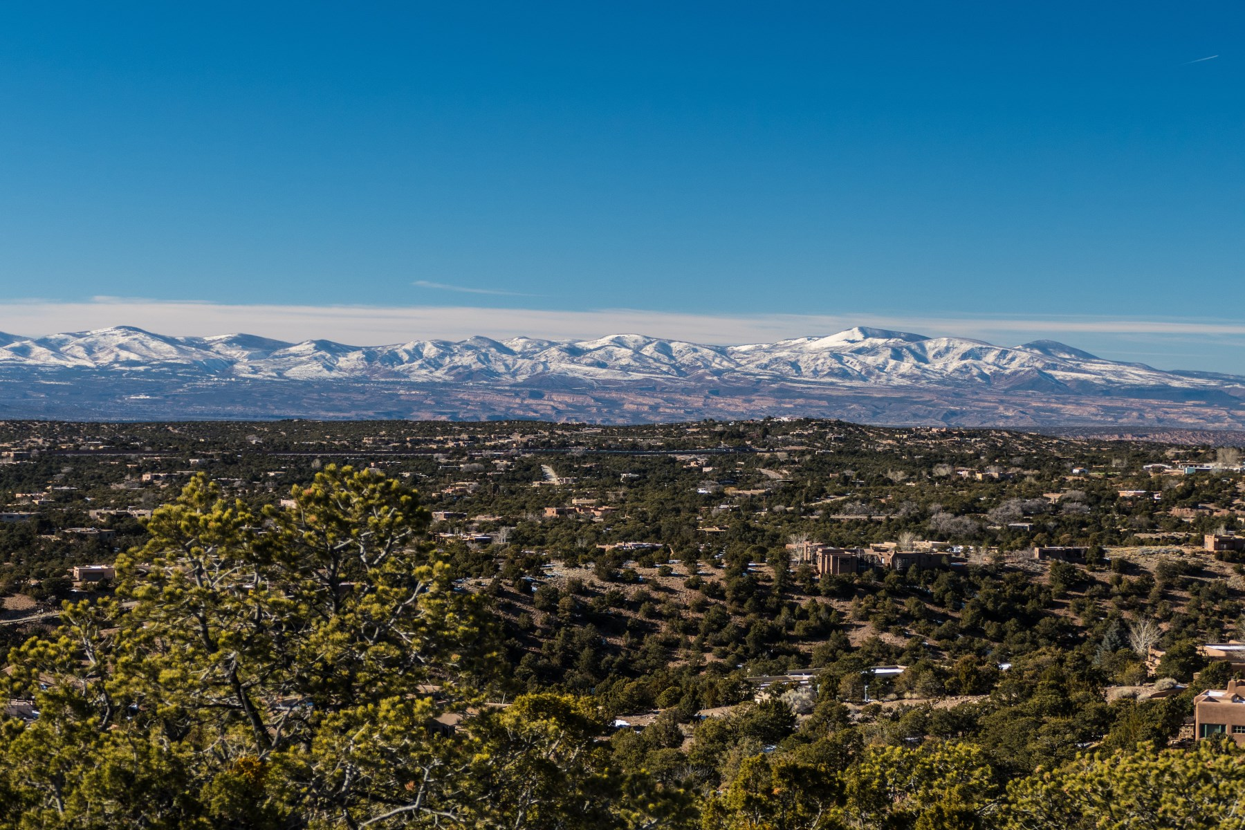Land for Sale at Spectacular views 1008 Monte Serena Santa Fe, New Mexico, 87501 United States