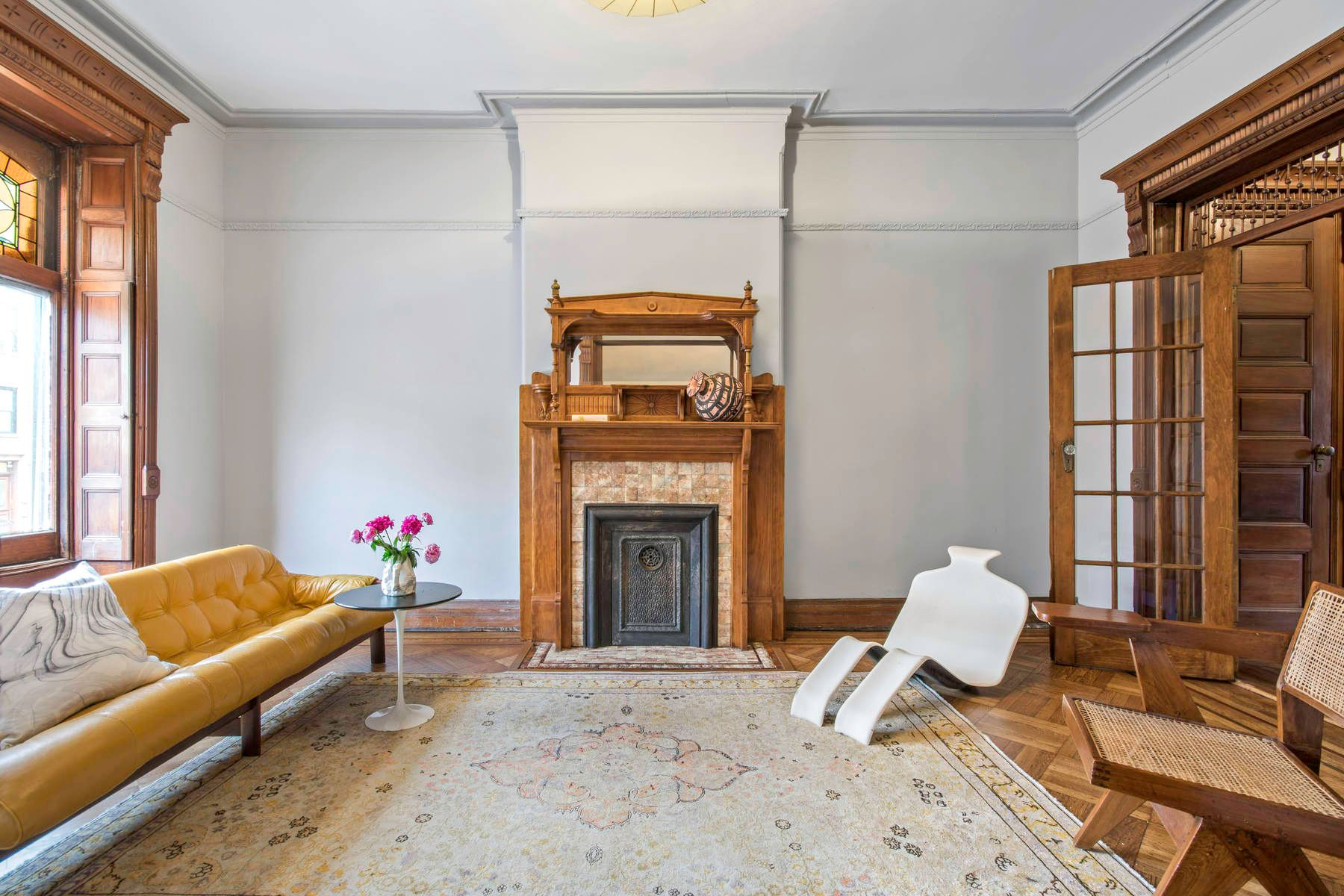Townhouse for Sale at 575 Macon Street 575 Macon Street Brooklyn, New York 11233 United States