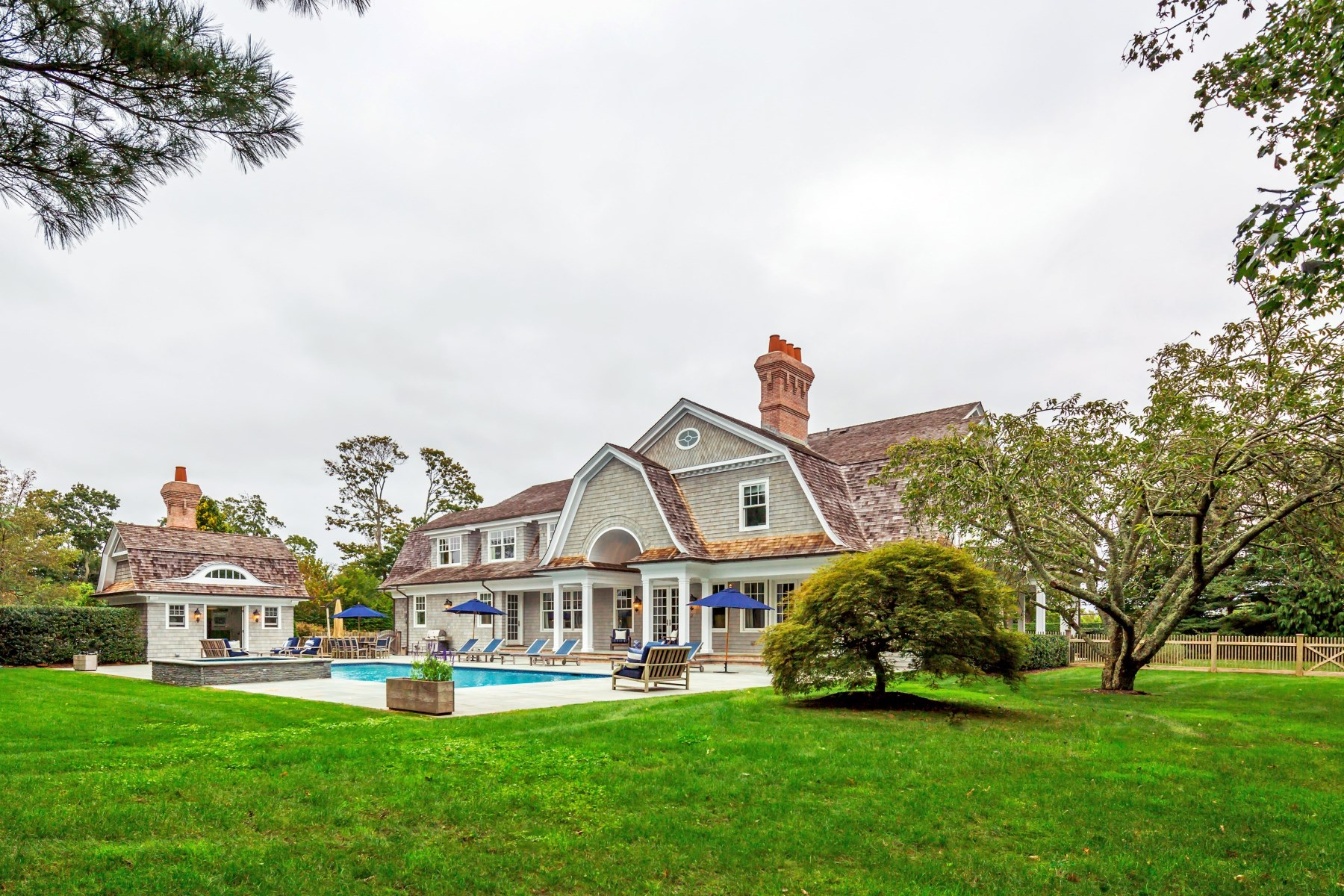 Single Family Home for Rent at Ocean Road Bridgehampton Bridgehampton South, Bridgehampton, New York, 11932 United States