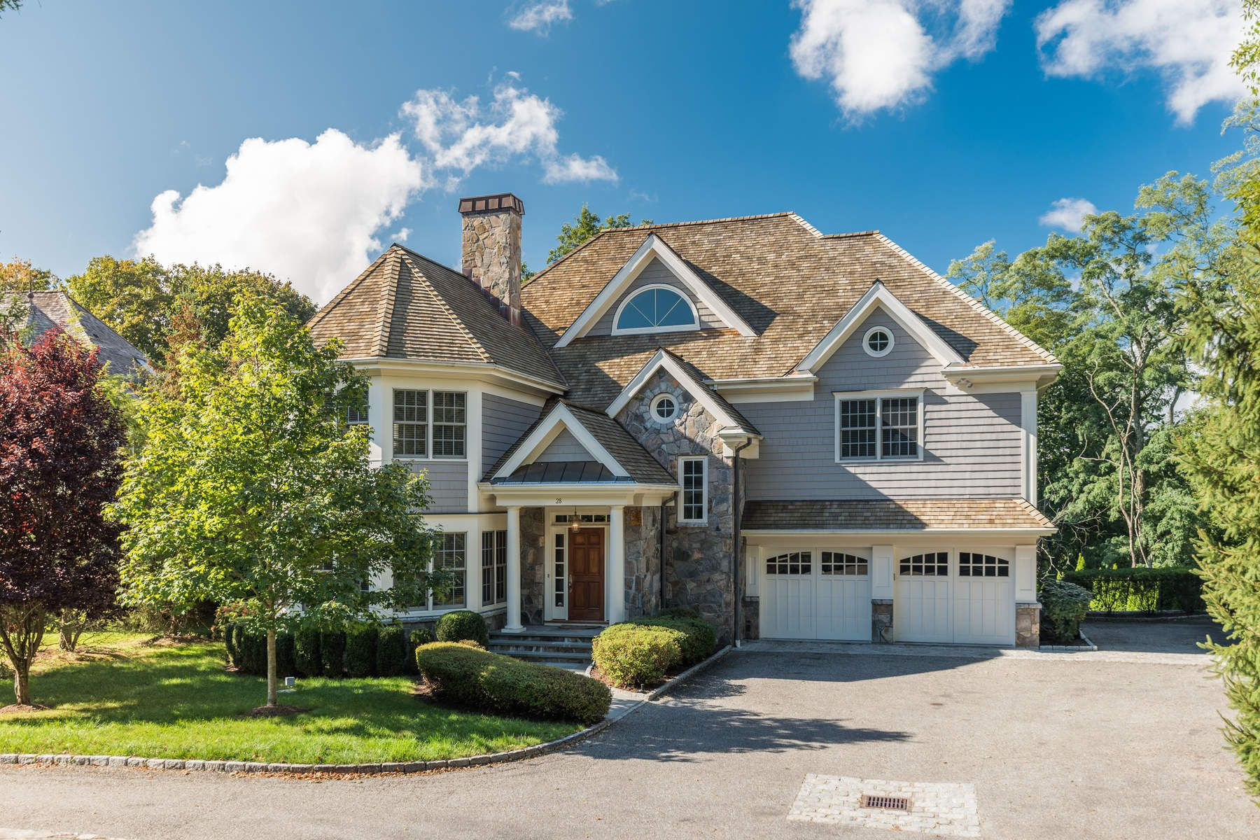 Single Family Home for Sale at Fabulous Space, Location and Amenity 28 Oak Street Greenwich, Connecticut 06831 United States