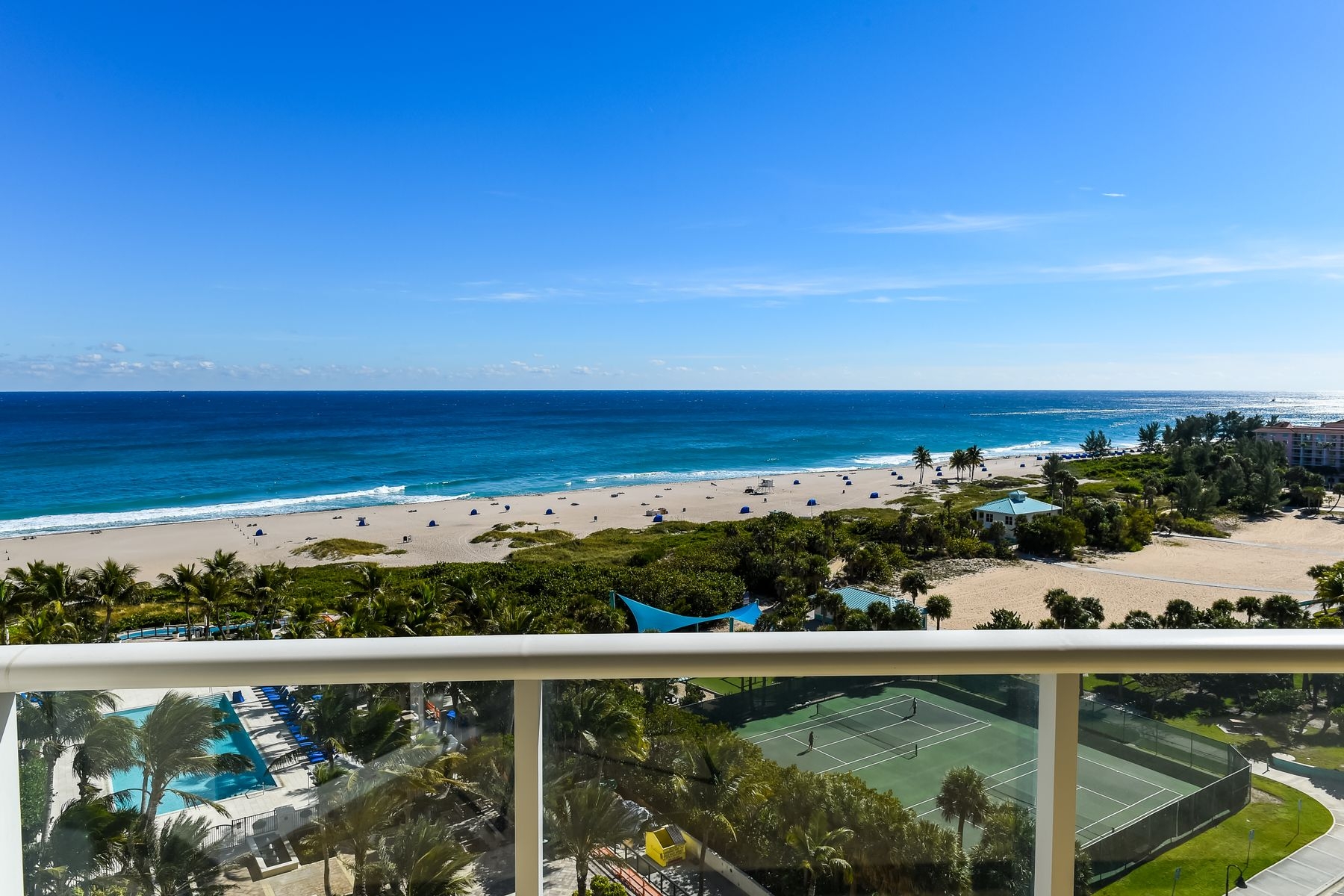condominiums for Active at Ritz Carlton Residences 2700 N Ocean Blvd 903B Singer Island, Florida 33404 United States
