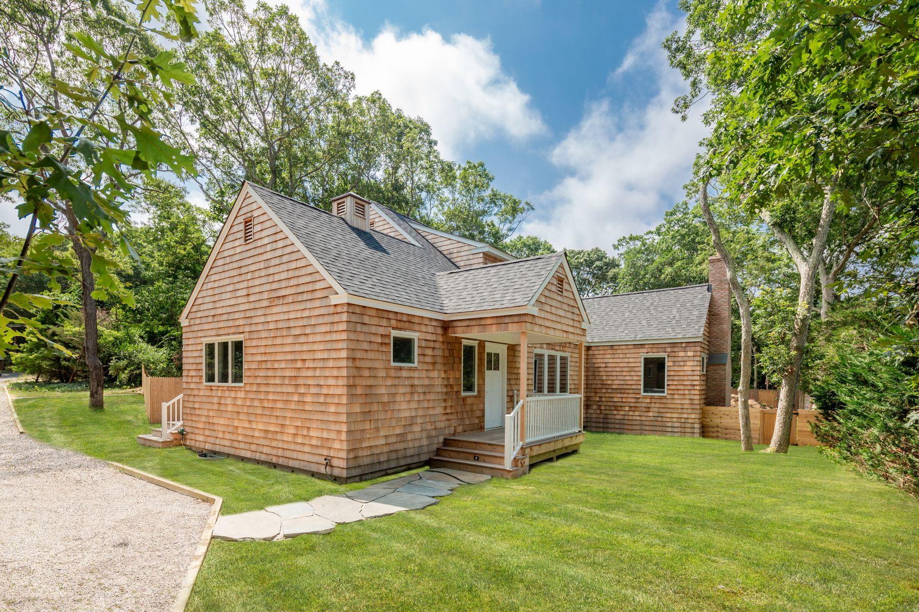 独户住宅 为 销售 在 East Hampton Custom Traditional 26 Bruce Lane 东汉普顿, 纽约州 11937 美国