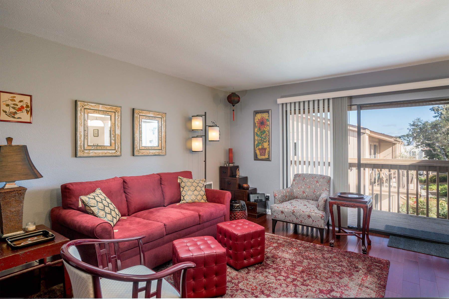 Condominium for Sale at Condo #270 - Footprints On The Bay 300 Glenwood Circle #270, Monterey, California, 93940 United States