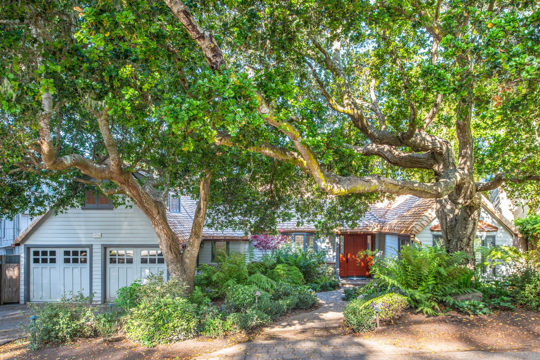 single family homes for Sale at Ocean View Cottage by the Sea Lincoln 3 Nw Of 3rd Carmel, California 93921 United States