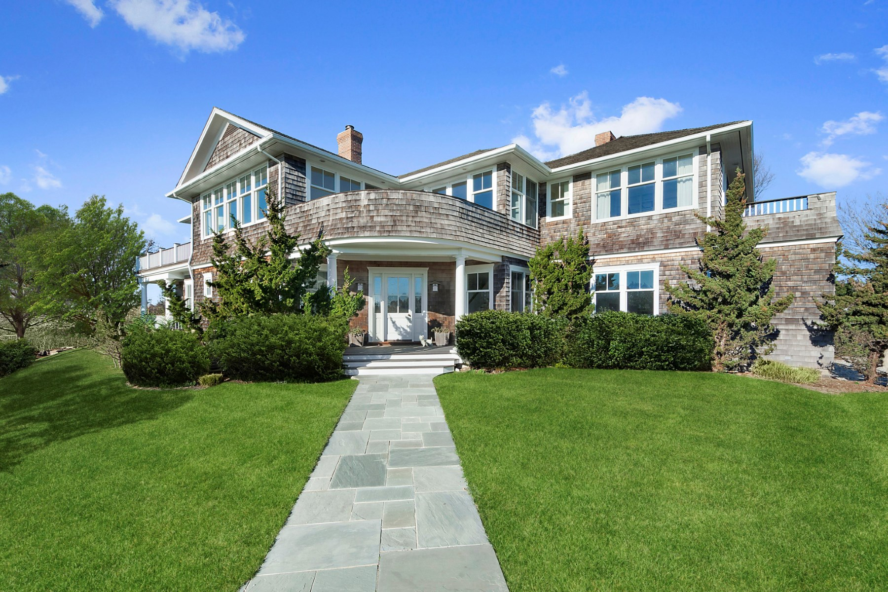 Single Family Home for Rent at A Spectacular Ocean View Estate 59 Sandune Court Sagaponack, New York 11962 United States