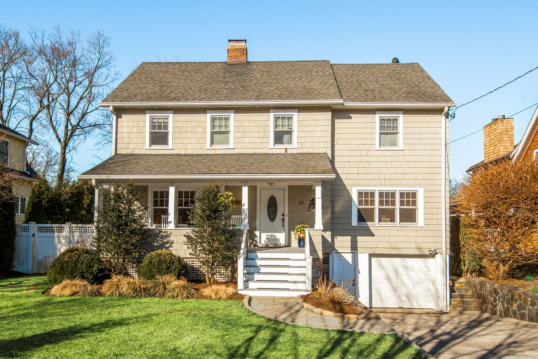 single family homes for Sale at In-Town Living 17 Park Avenue, Old Greenwich, Connecticut 06870 United States
