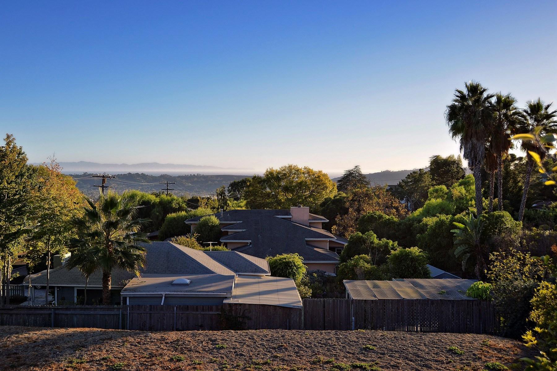 土地 のために 売買 アット Desirable Santa Barbara Homesite 1021 Cheltenham Road Santa Barbara, カリフォルニア, 93101 アメリカ合衆国