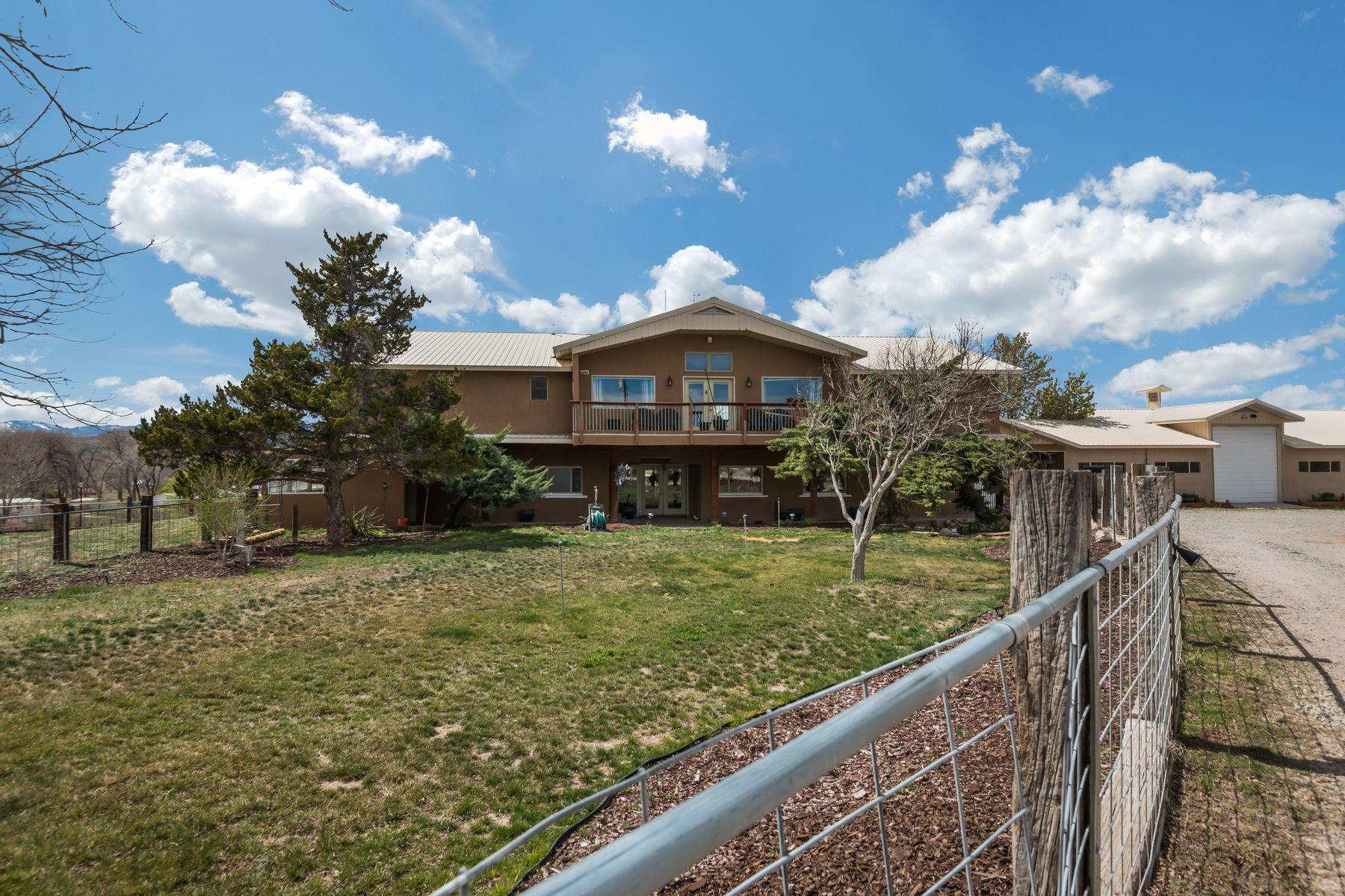 Single Family Homes للـ Sale في La Mesilla, New Mexico 87532 United States