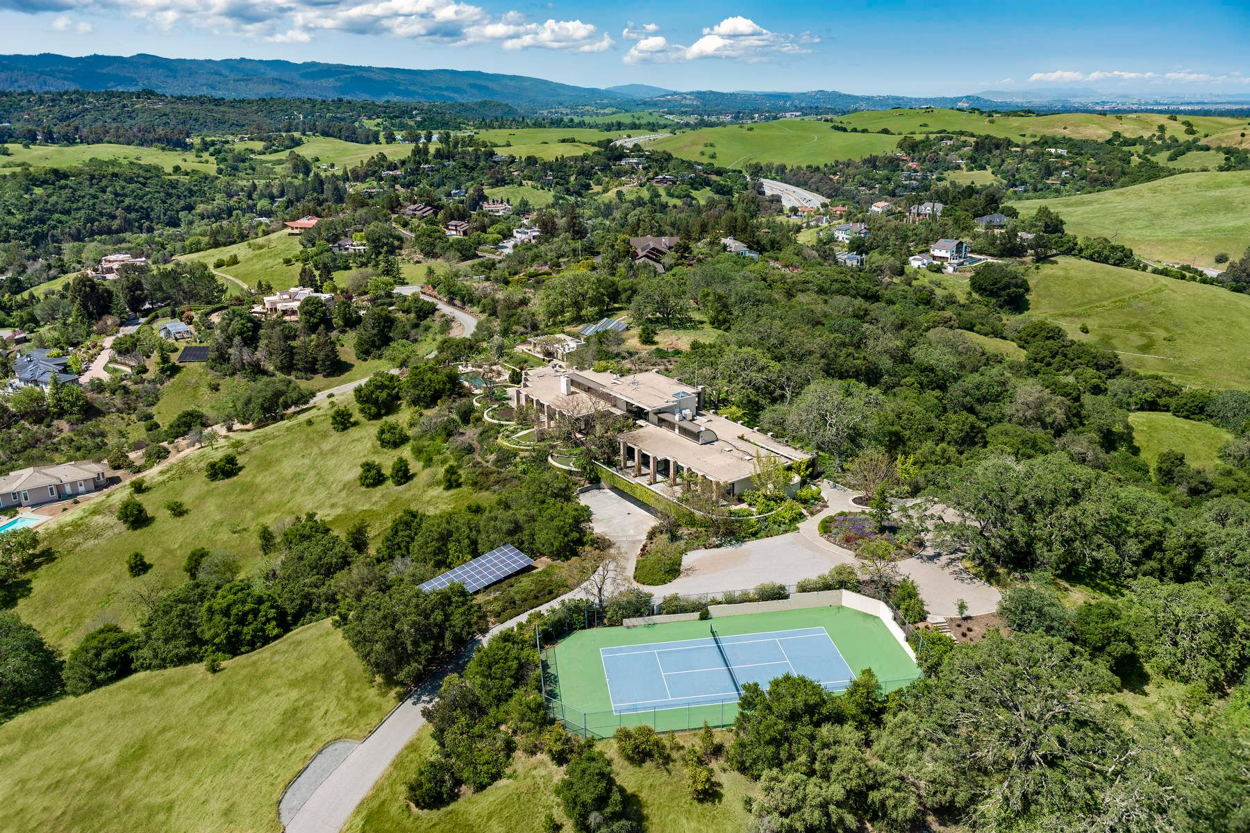 Single Family Home for Active at Approx. 48 Acres - Los Altos Hills 28011 Elena Rd Los Altos Hills, California 94022 United States