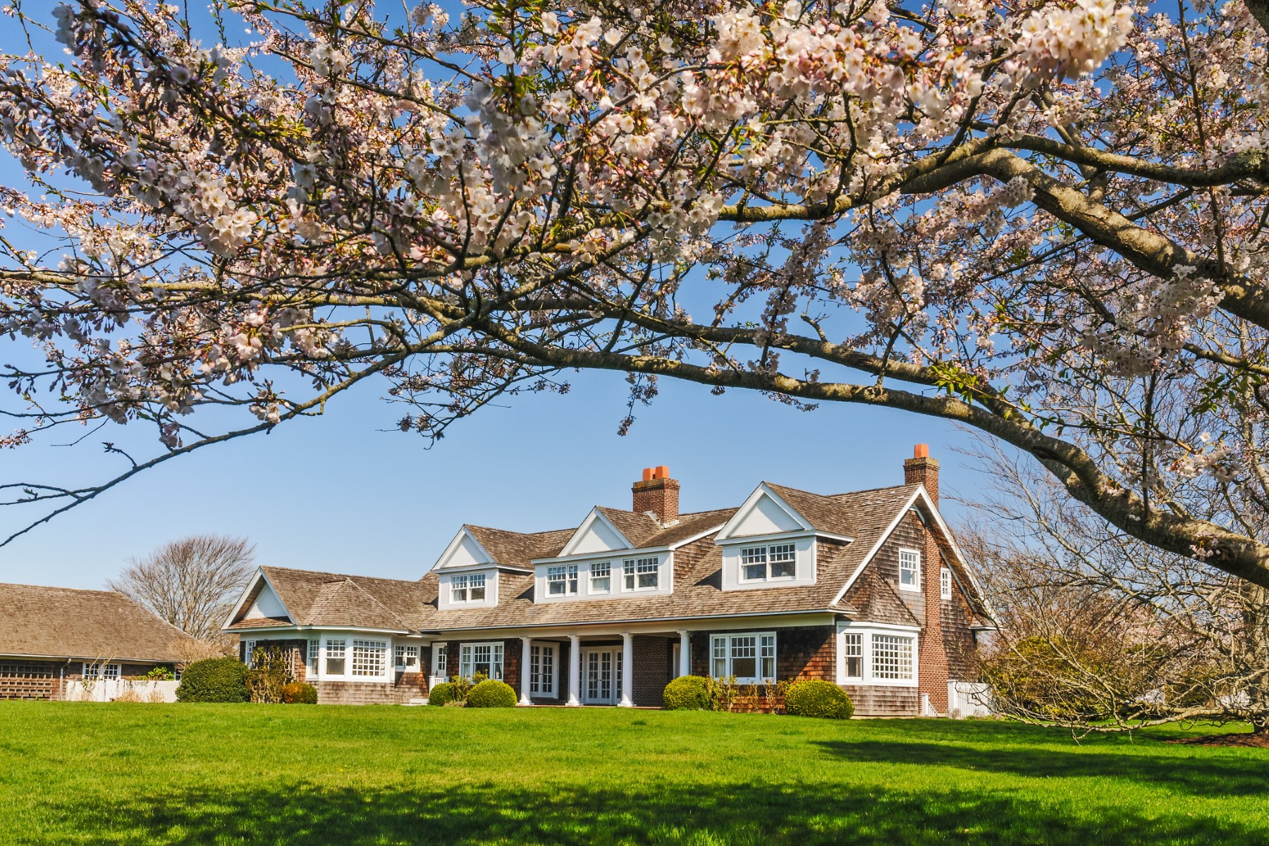 Single Family Home for Rent at Very Private Ocean Road Estate Bridgehampton South, Bridgehampton, New York, 11932 United States