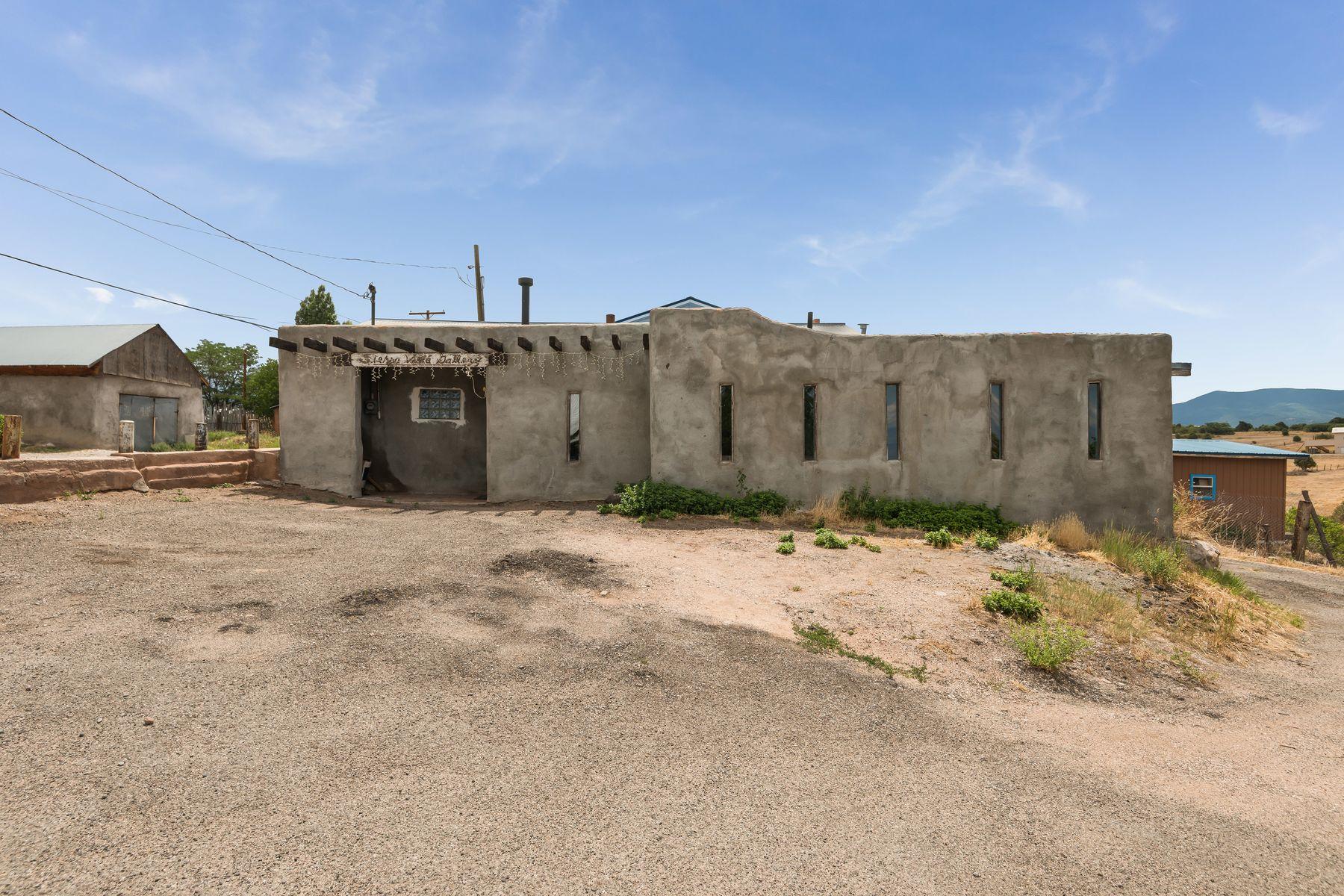 Single Family Homes per Vendita alle ore Truchas, Nuovo Messico 87578 Stati Uniti