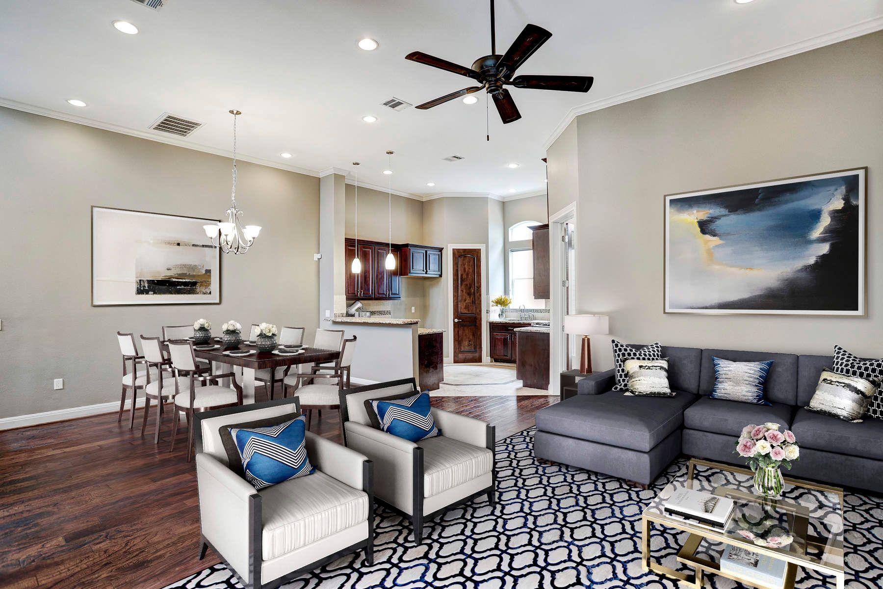 独户住宅 为 销售 在 2024 Sabine Street 休斯顿, 得克萨斯州, 77007 美国