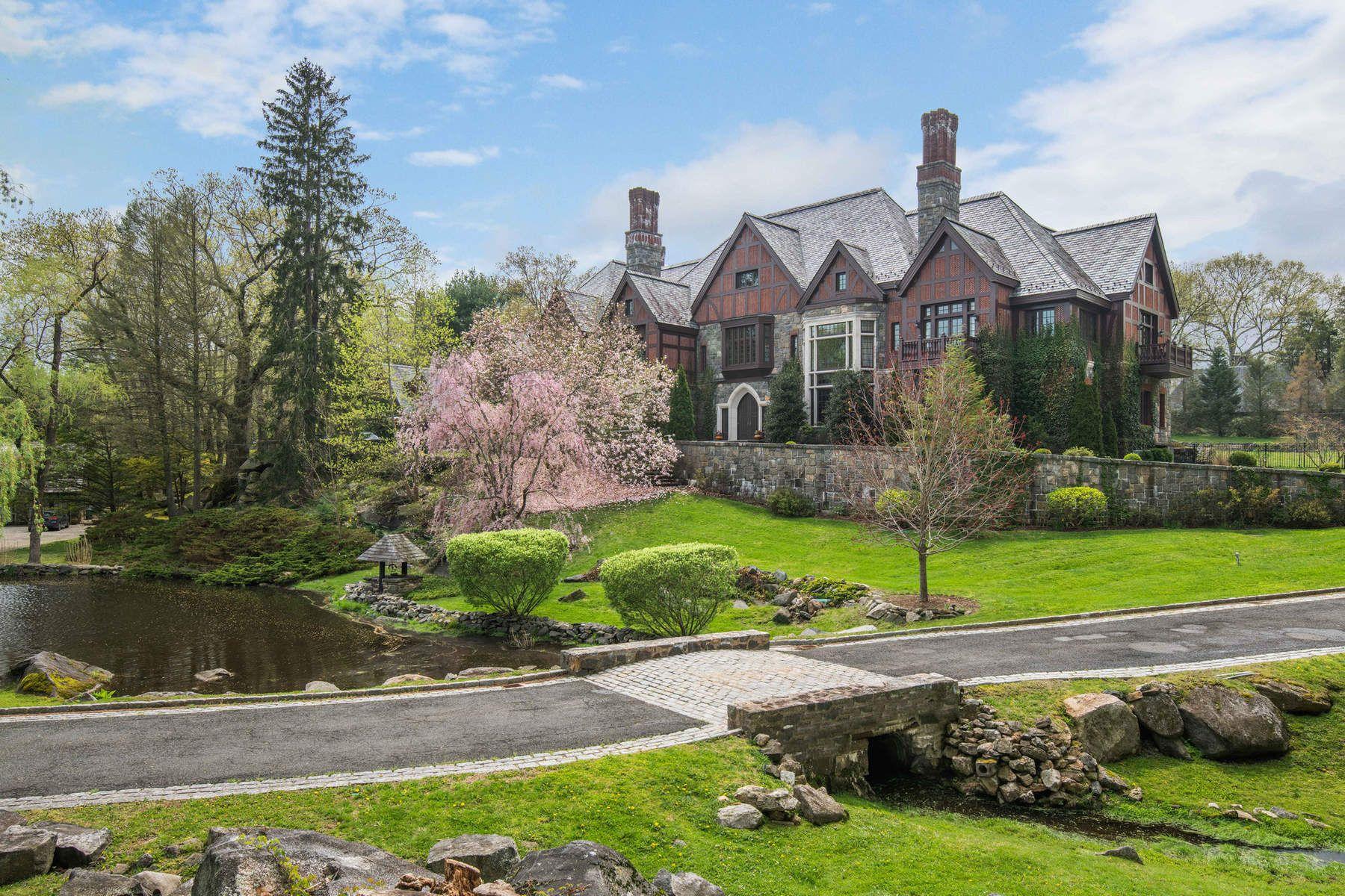 独户住宅 为 出租 在 125 Pecksland Road 125 Pecksland Road 格林威治, 康涅狄格州 06831 美国