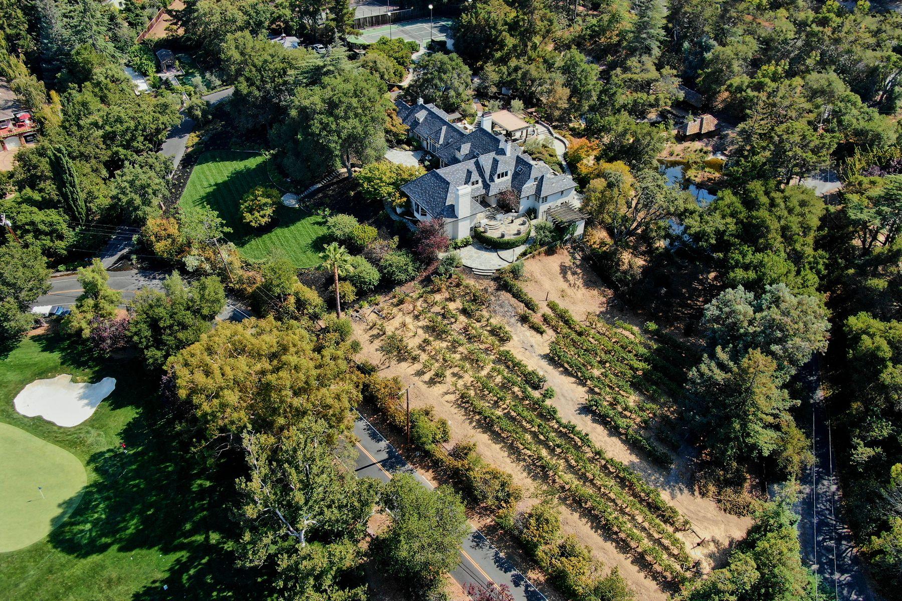 Land for Sale at Los Altos Country Club Parcel 680 Loyola Dr Vineyard Lot Los Altos, California 94024 United States