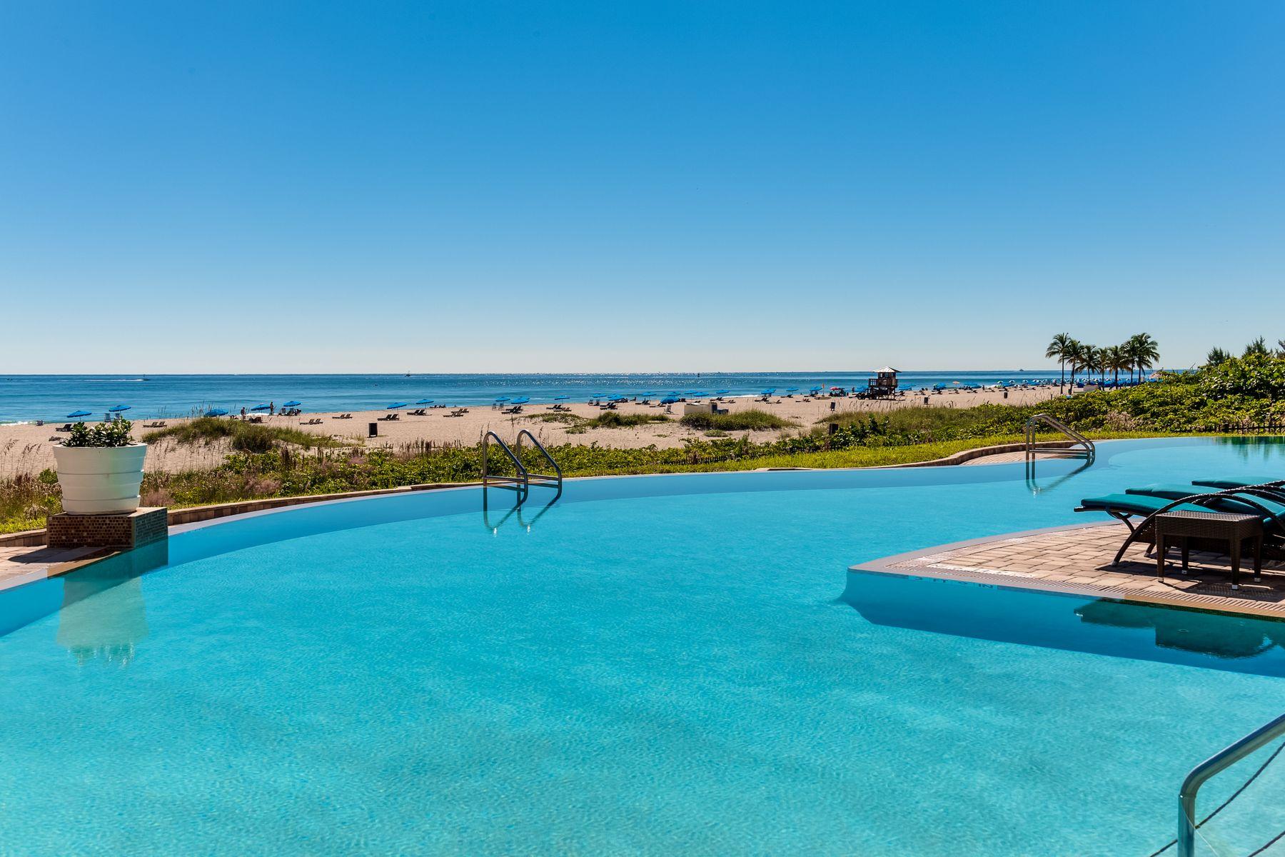 Condominium for Active at 2700 N Ocean Blvd 2700 N Ocean Blvd 903B Singer Island, Florida 33404 United States