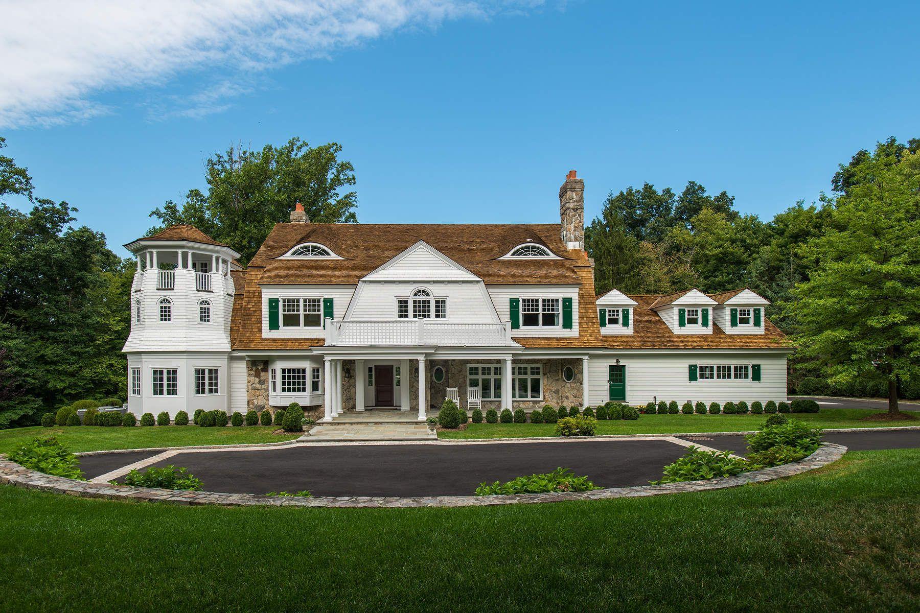 獨棟家庭住宅 為 出售 在 43 Richmond Hill Road Backcountry, Greenwich, 康涅狄格州, 06831 美國