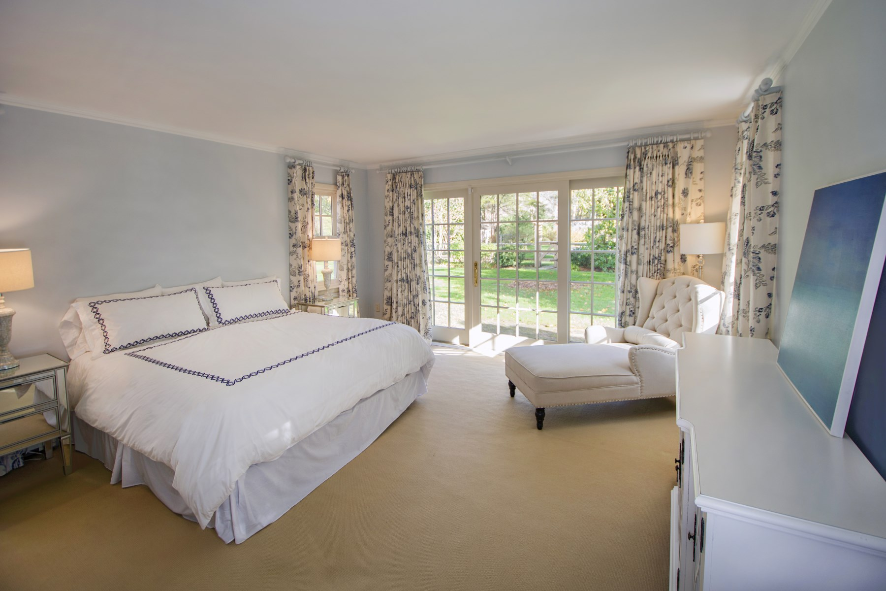 """Additional photo for property listing at Lovely Sagaponack """"Cottage"""" with Pool 83 Sagg Main Street Sagaponack, New York 11962 United States"""